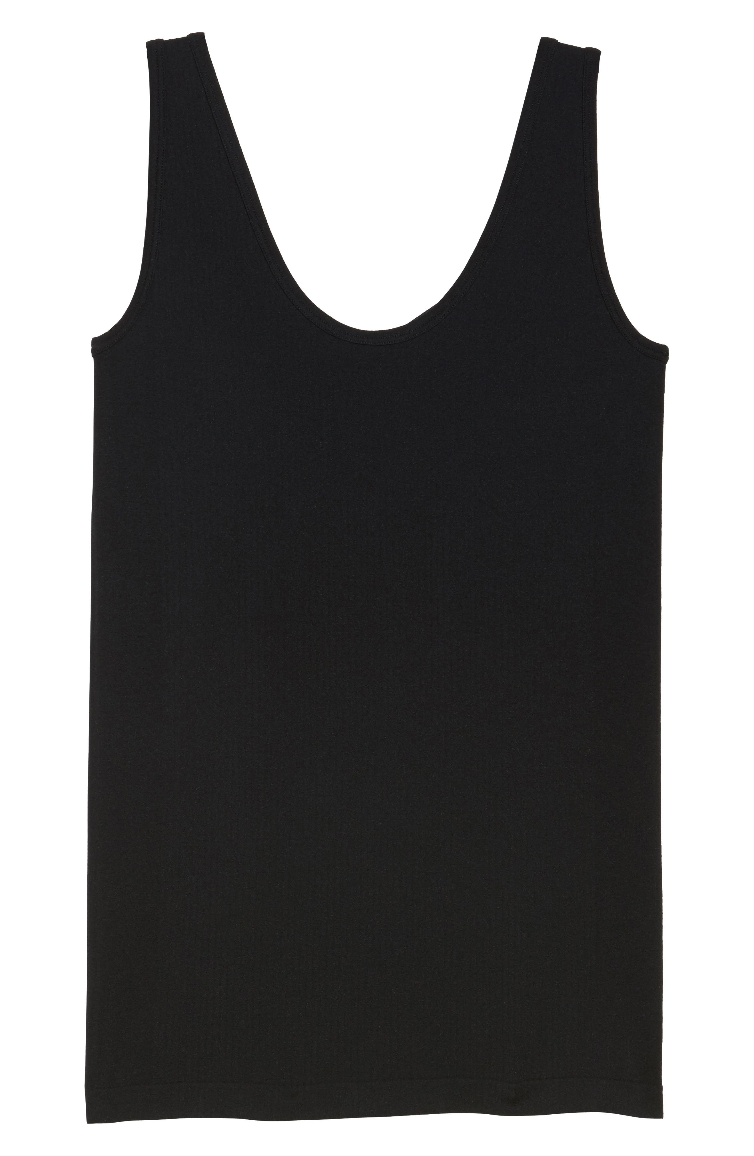 Laidback Layers Two-Way Seamless Tank,                             Alternate thumbnail 6, color,                             019