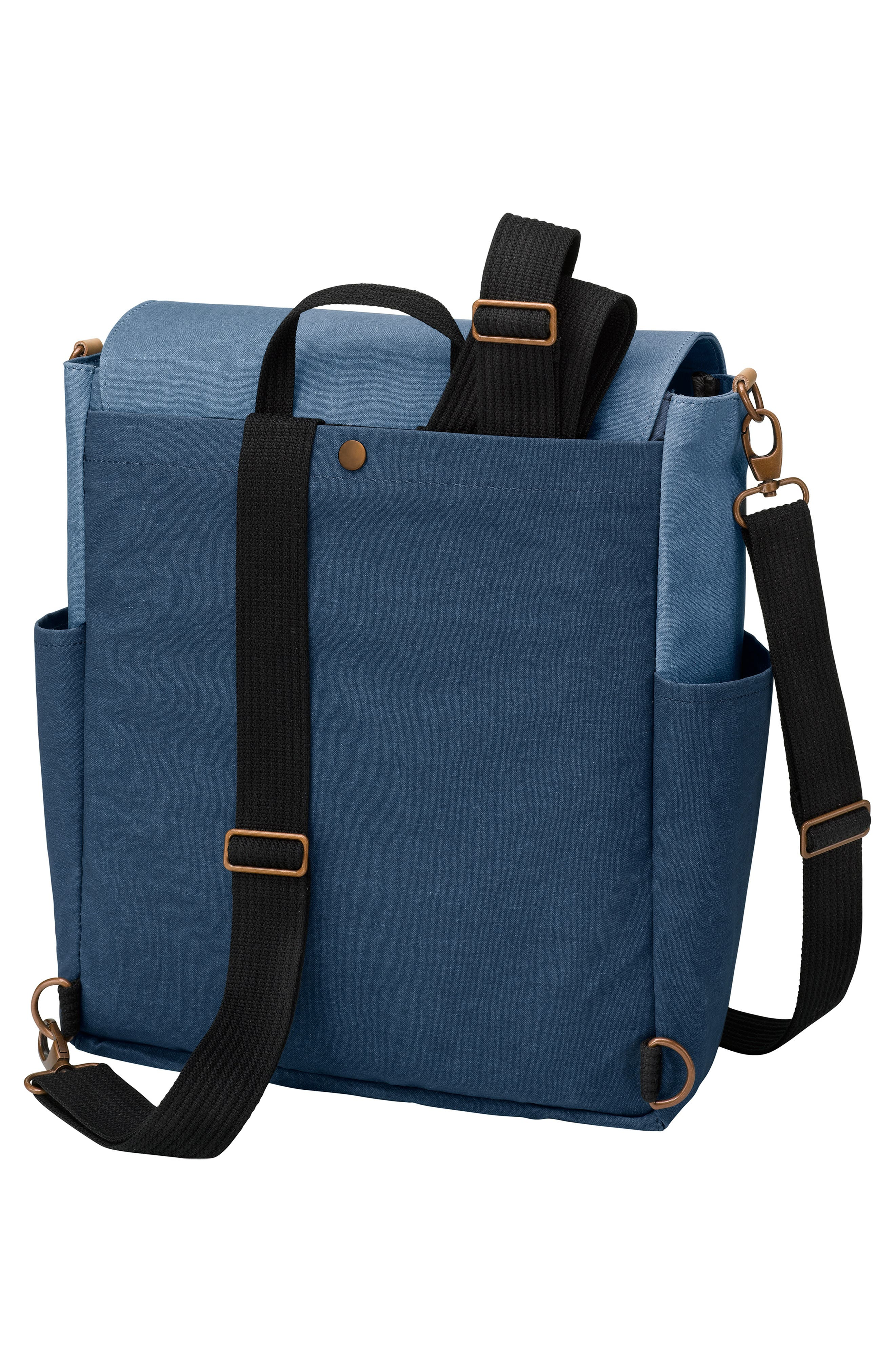 Pathway Backpack Diaper Tote,                             Alternate thumbnail 2, color,                             DENIM