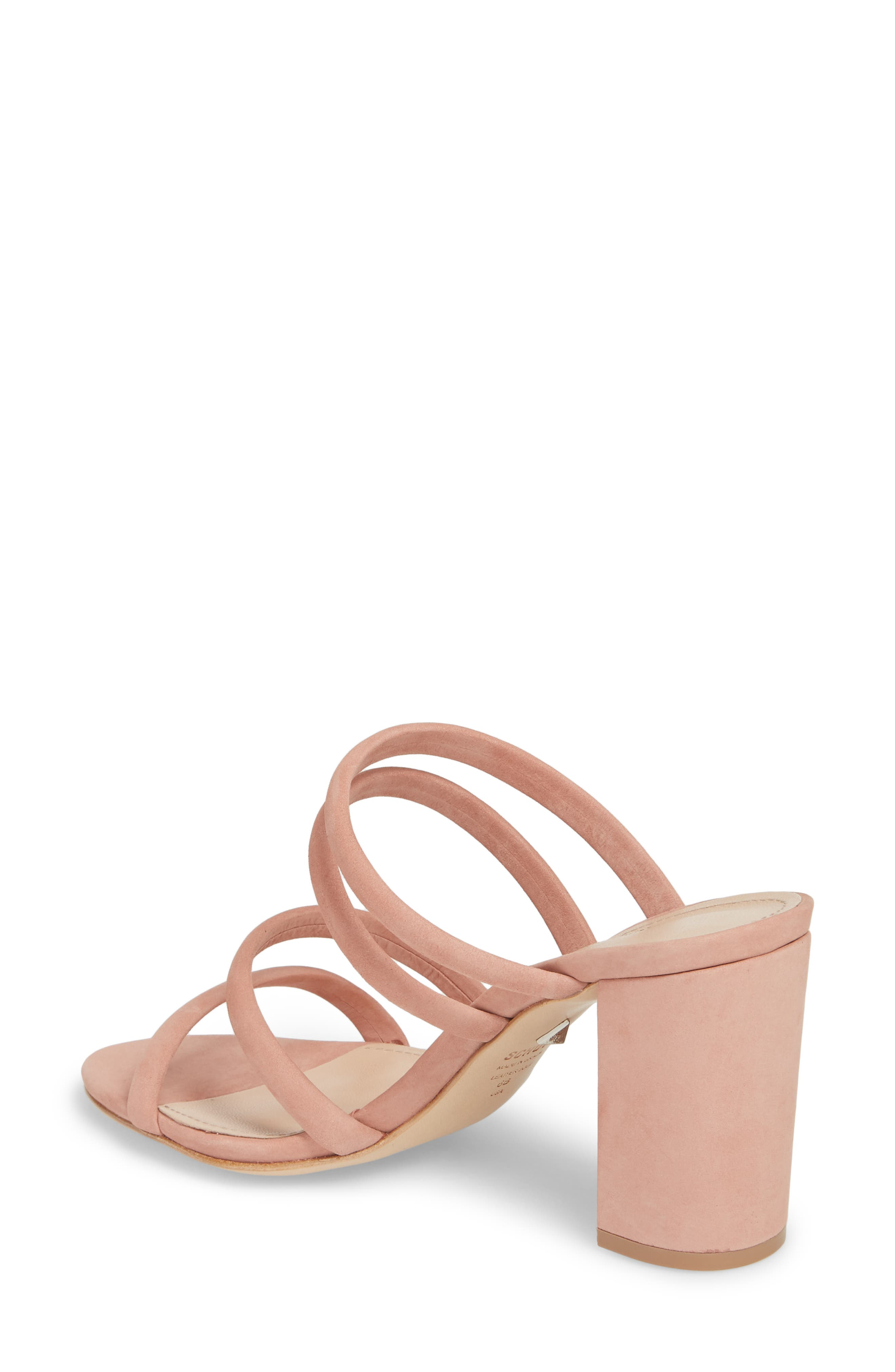 Felisa Block Heel Sandal,                             Alternate thumbnail 6, color,
