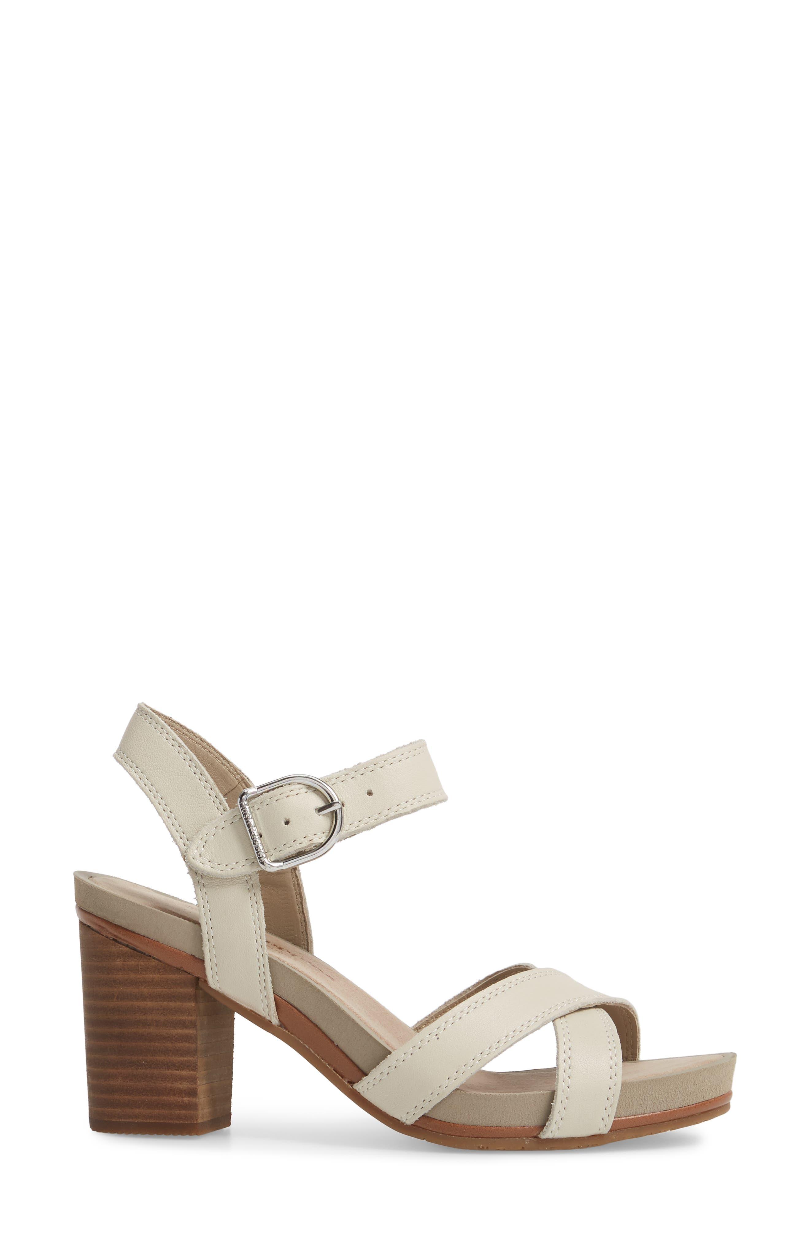 Mariska Block Heel Sandal,                             Alternate thumbnail 6, color,
