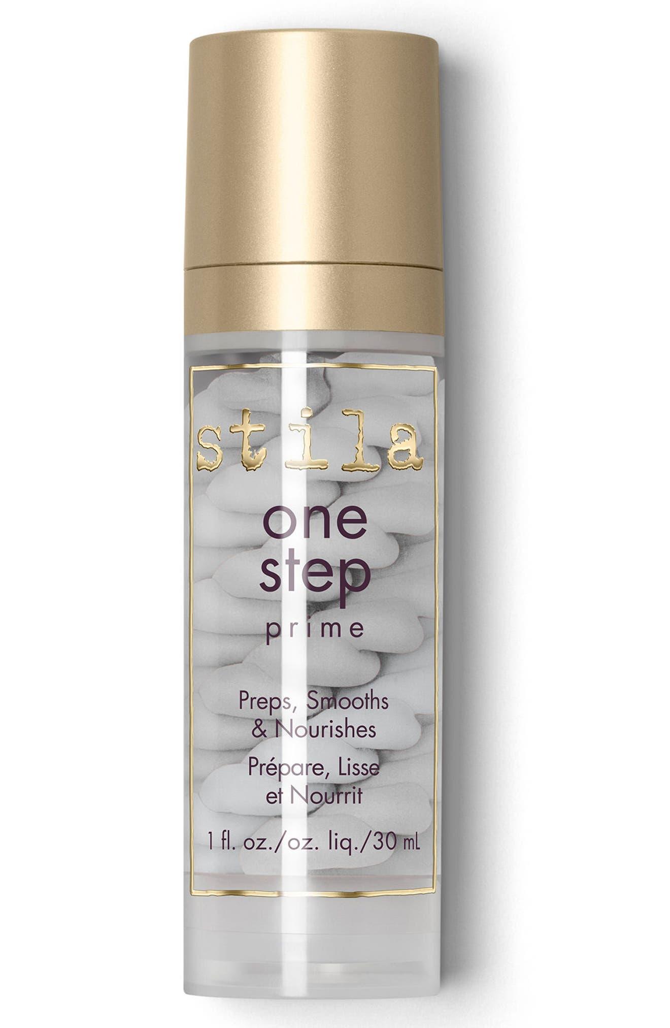 STILA One Step Prime Serum Primer, Main, color, NO COLOR