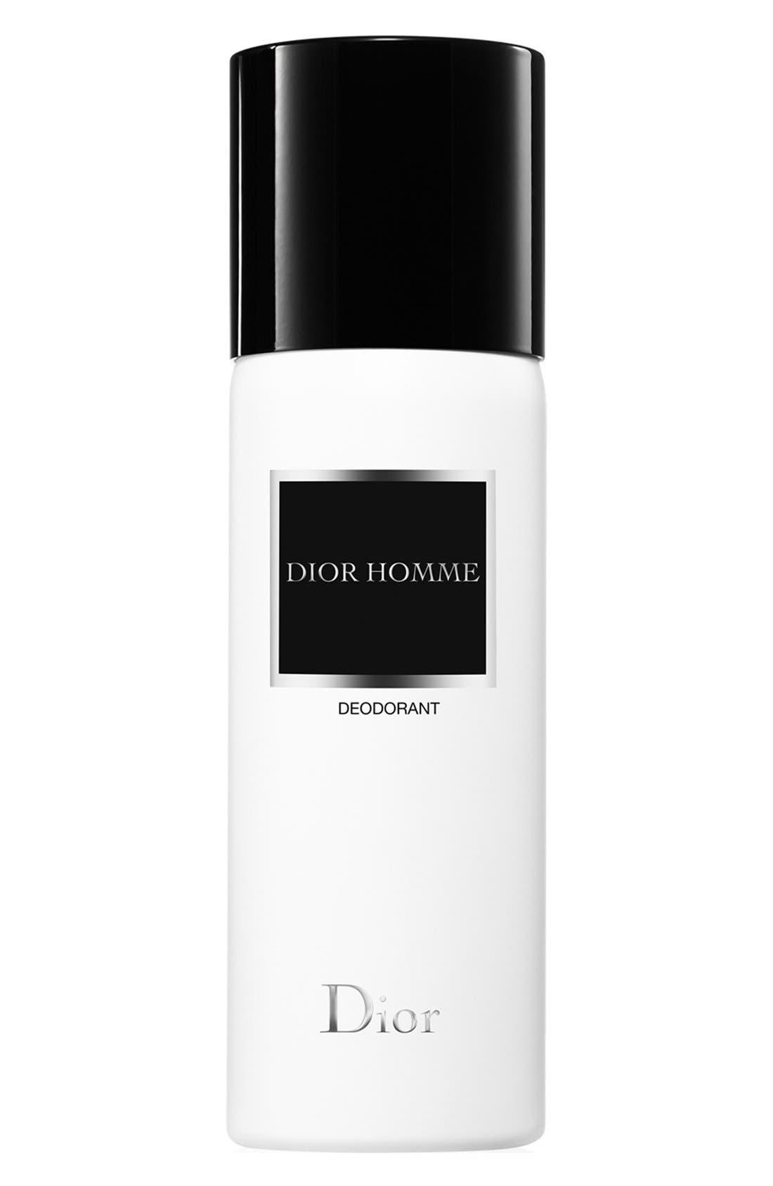 DIOR Homme Deodorant Spray, Main, color, NO COLOR