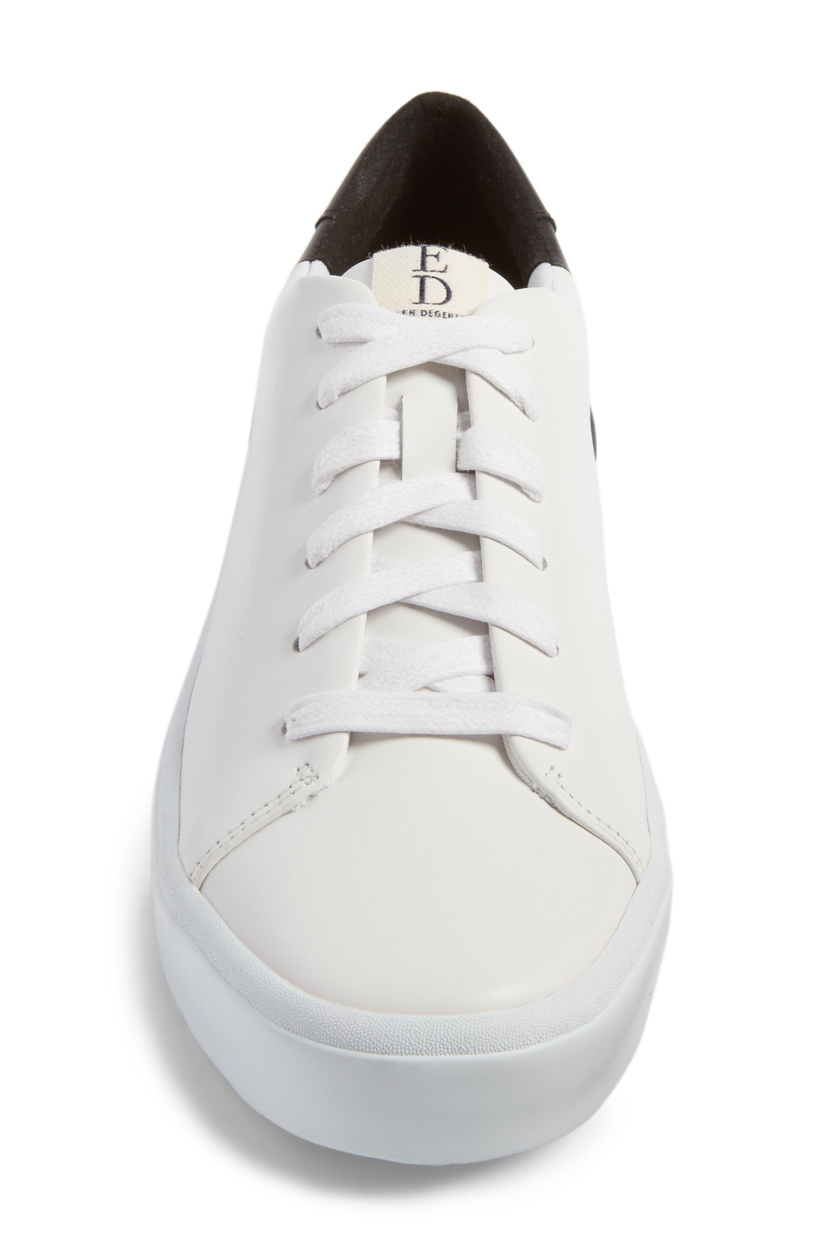 Darien Sneaker,                             Alternate thumbnail 4, color,                             100