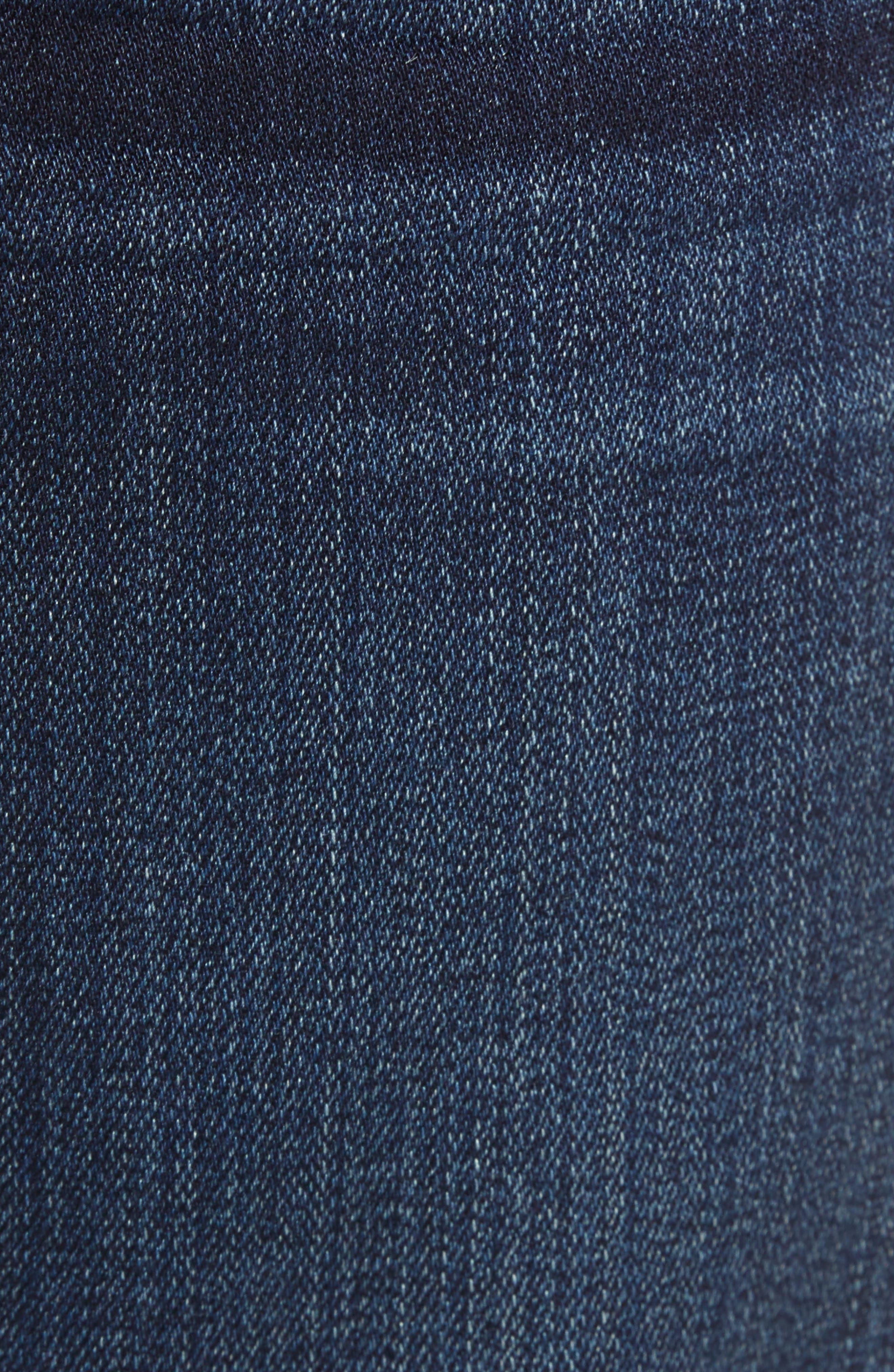 Lennox Slim Fit Jeans,                             Alternate thumbnail 5, color,                             DORSET