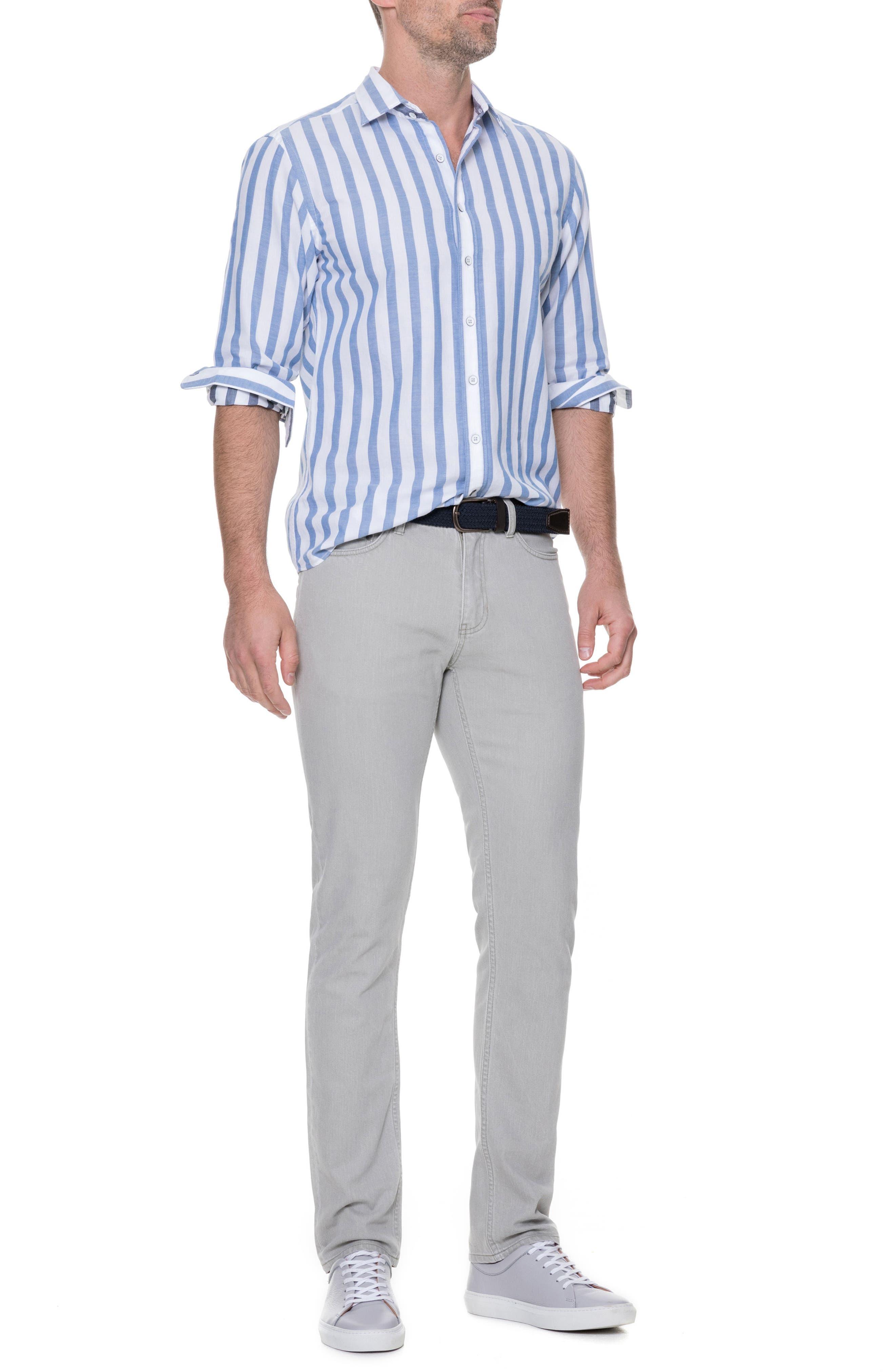 Tolson Straight Leg Jeans,                             Alternate thumbnail 5, color,                             249