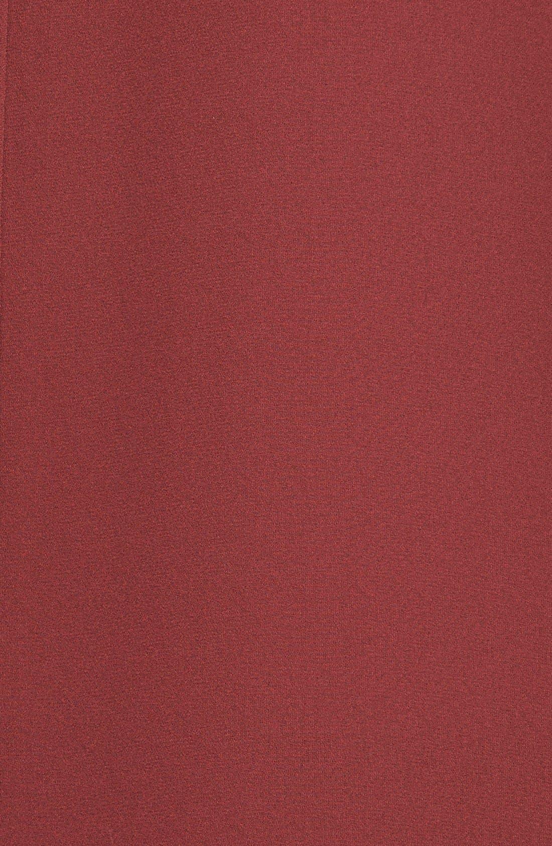 Cuff Sleeve Woven Tee,                             Alternate thumbnail 164, color,