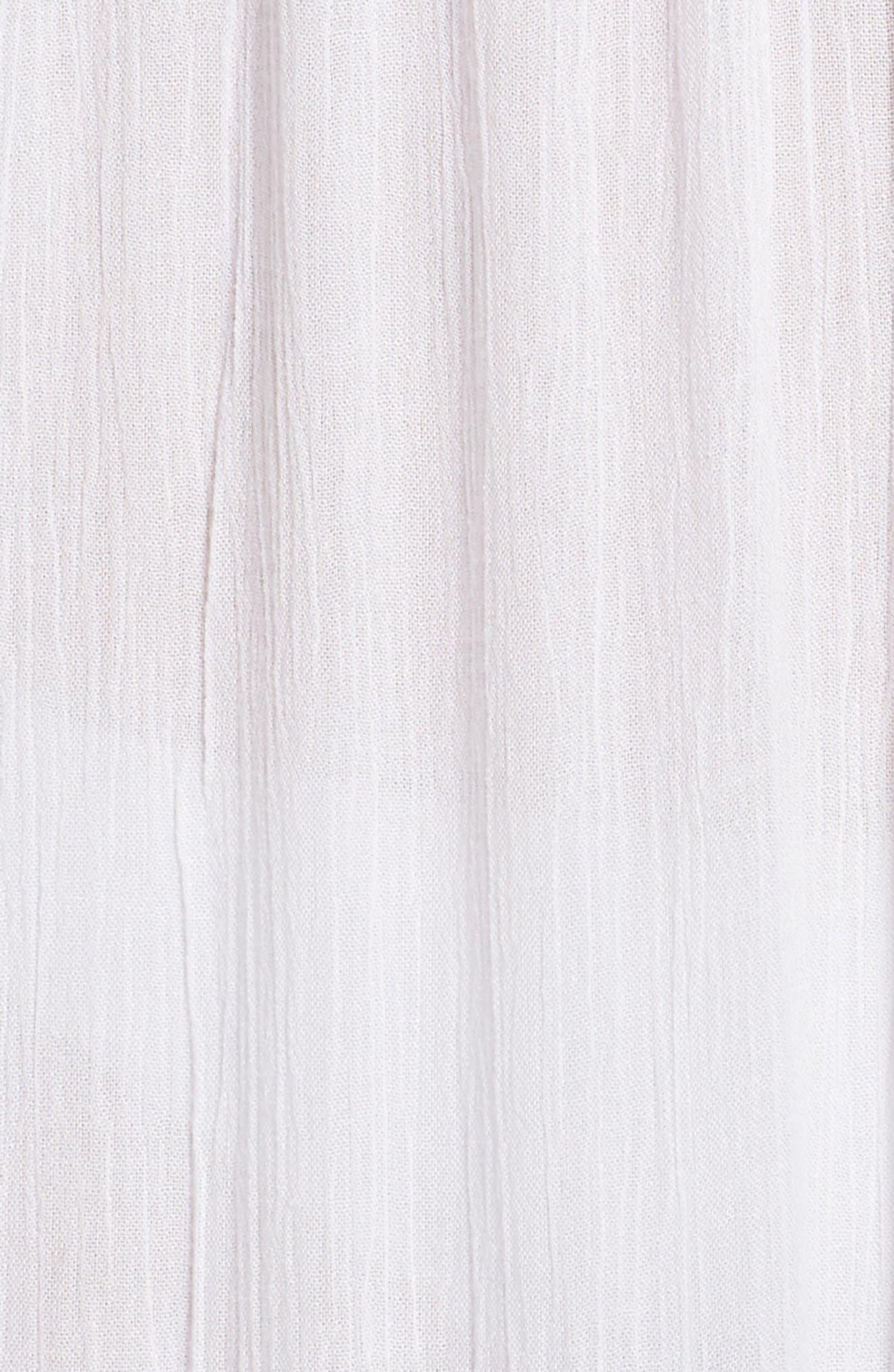 Gitana Maxi Cover-Up Dress,                             Alternate thumbnail 5, color,