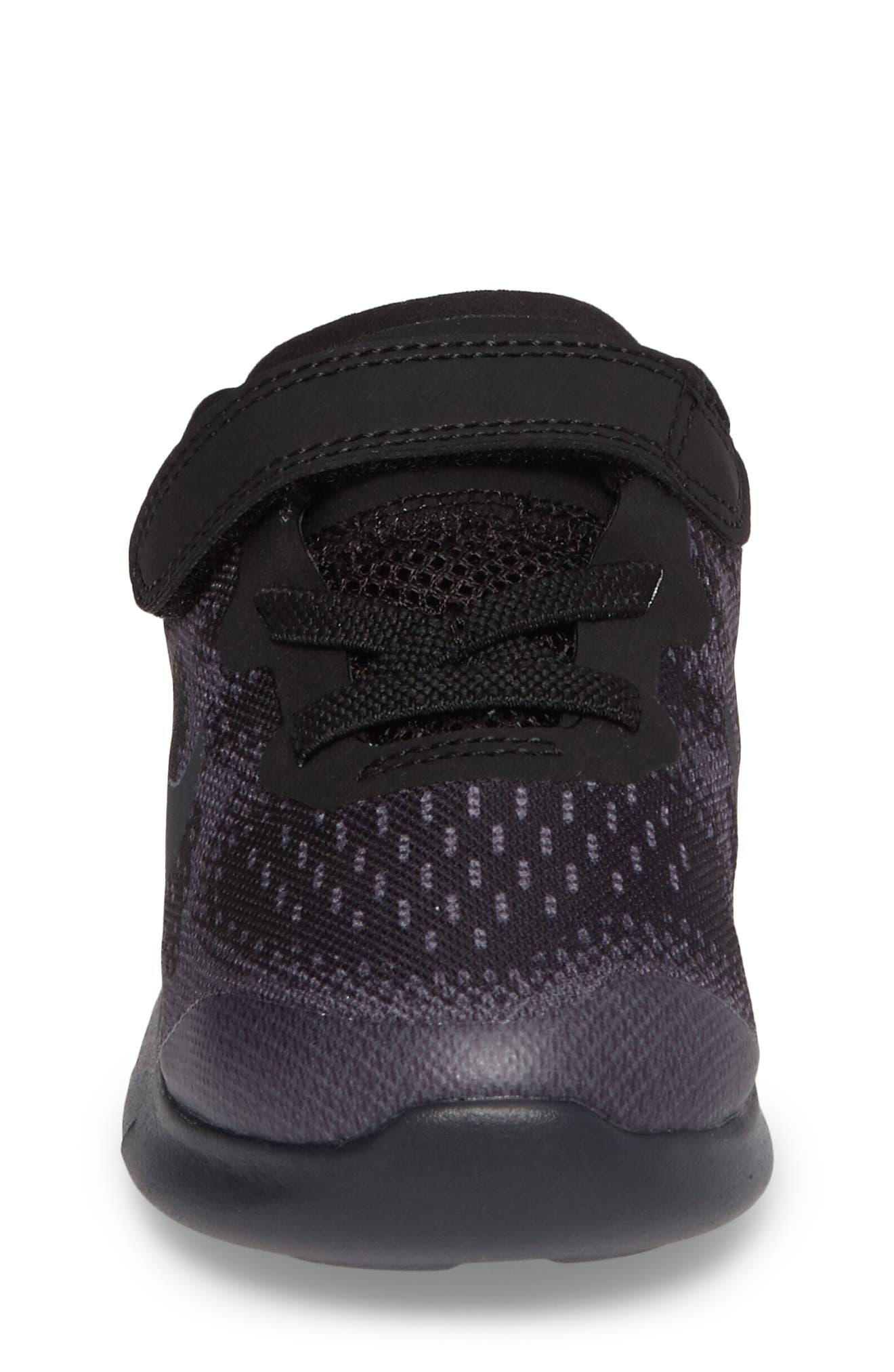 Free RN 2017 Sneaker,                             Alternate thumbnail 4, color,                             001