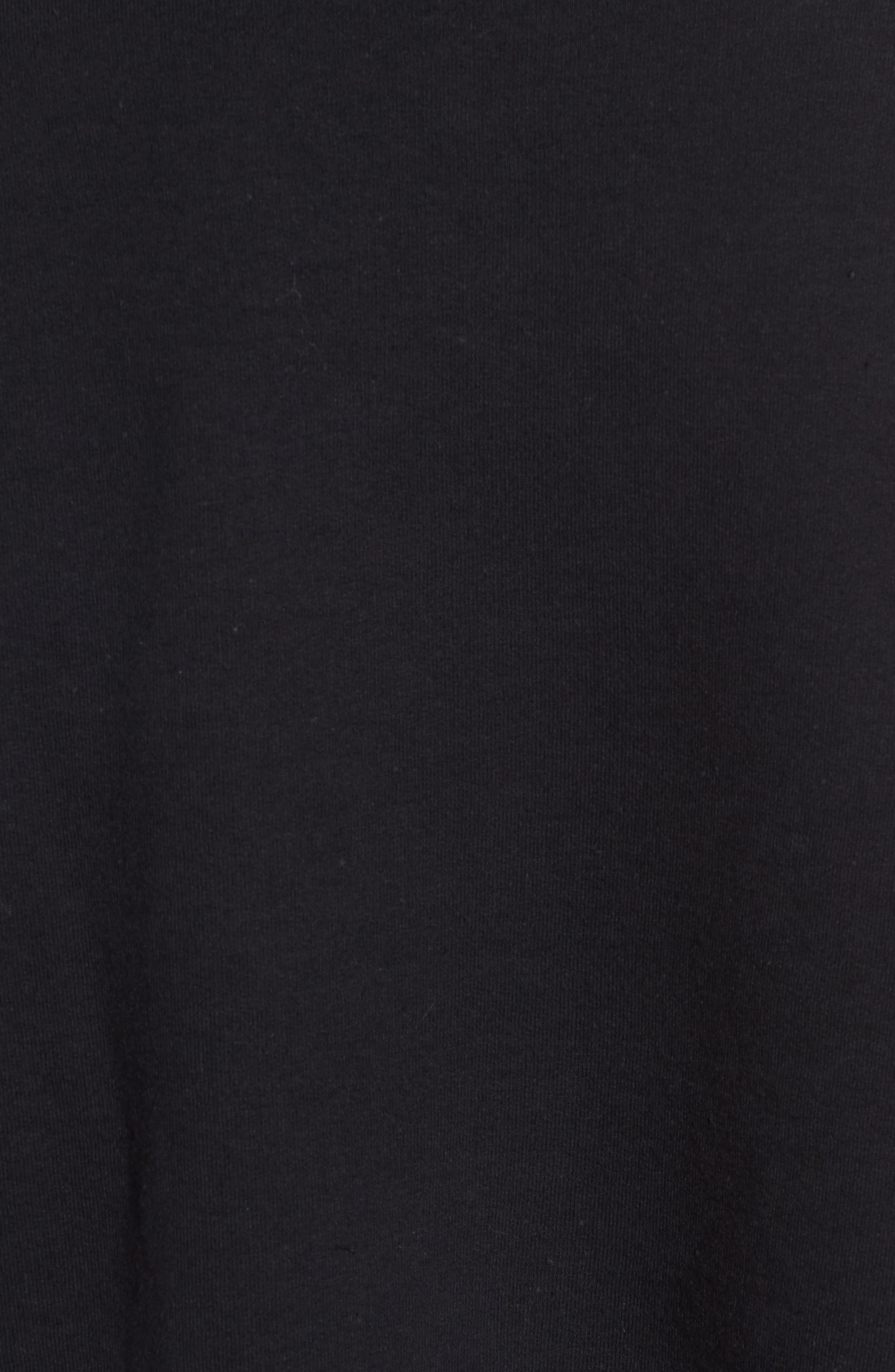 Mistletoe Sweatshirt,                             Alternate thumbnail 5, color,                             001