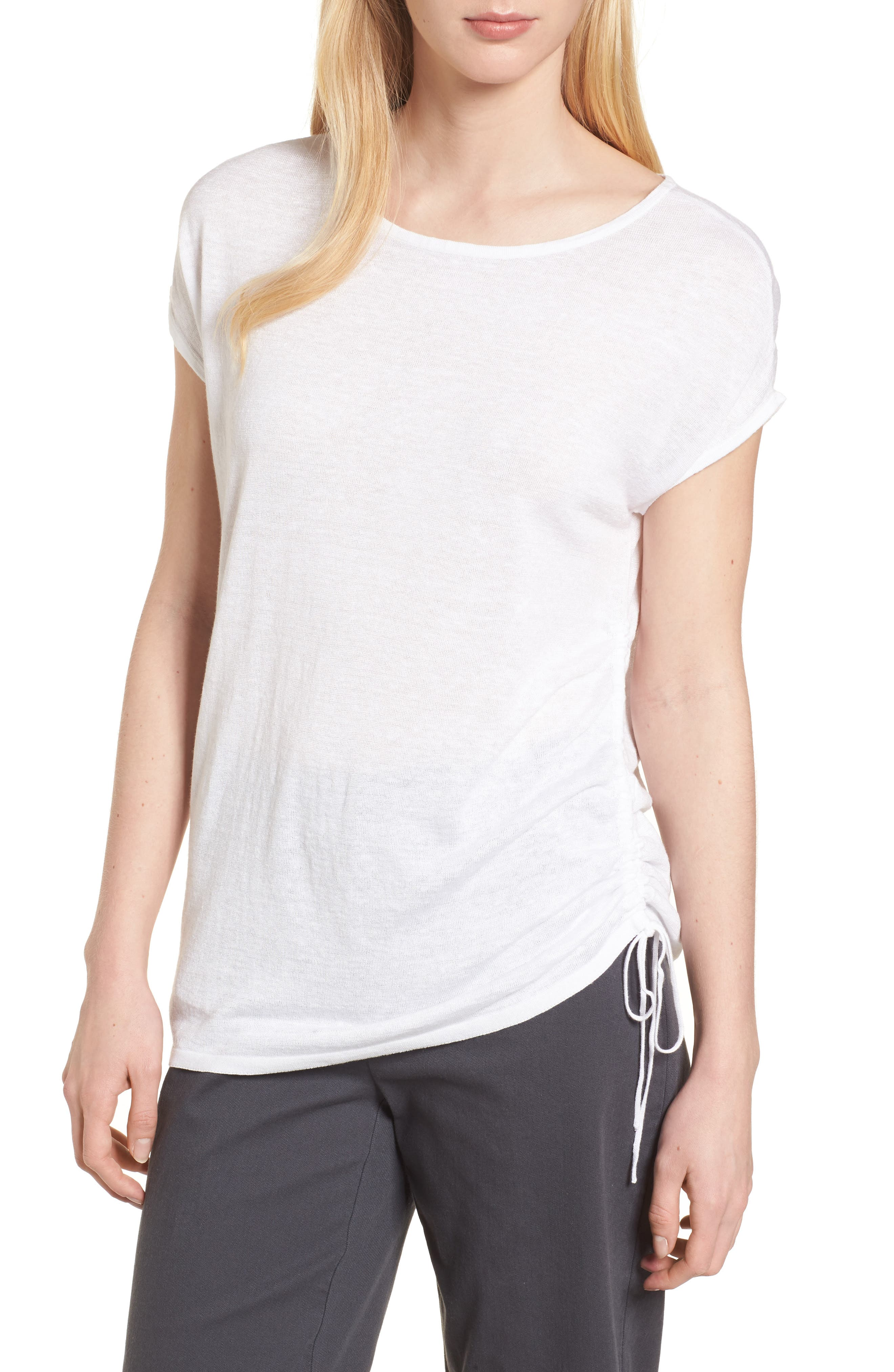 Refreshing Side Tie Top,                             Main thumbnail 3, color,