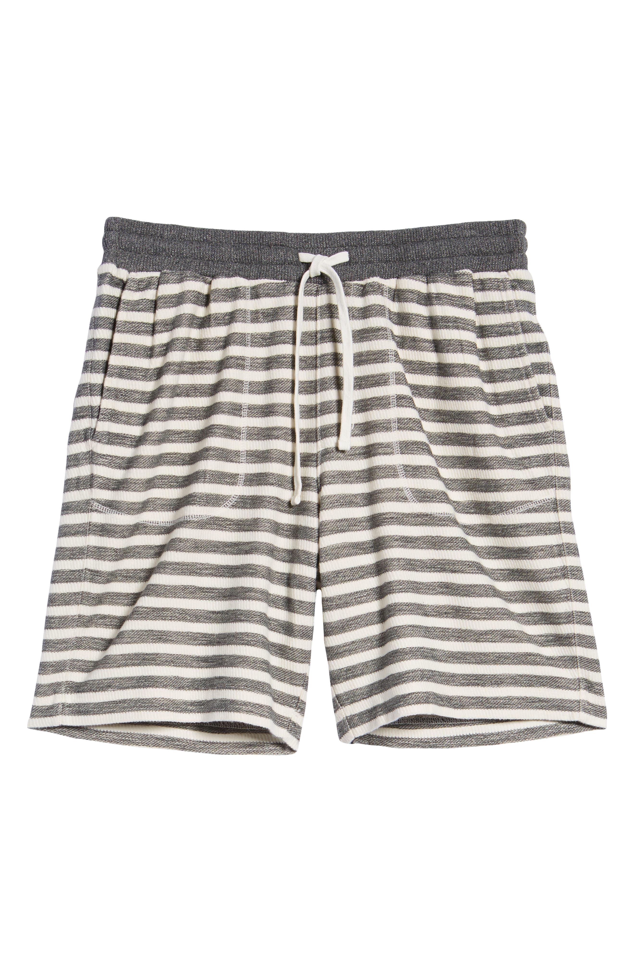 Knit Shorts,                             Alternate thumbnail 6, color,                             021