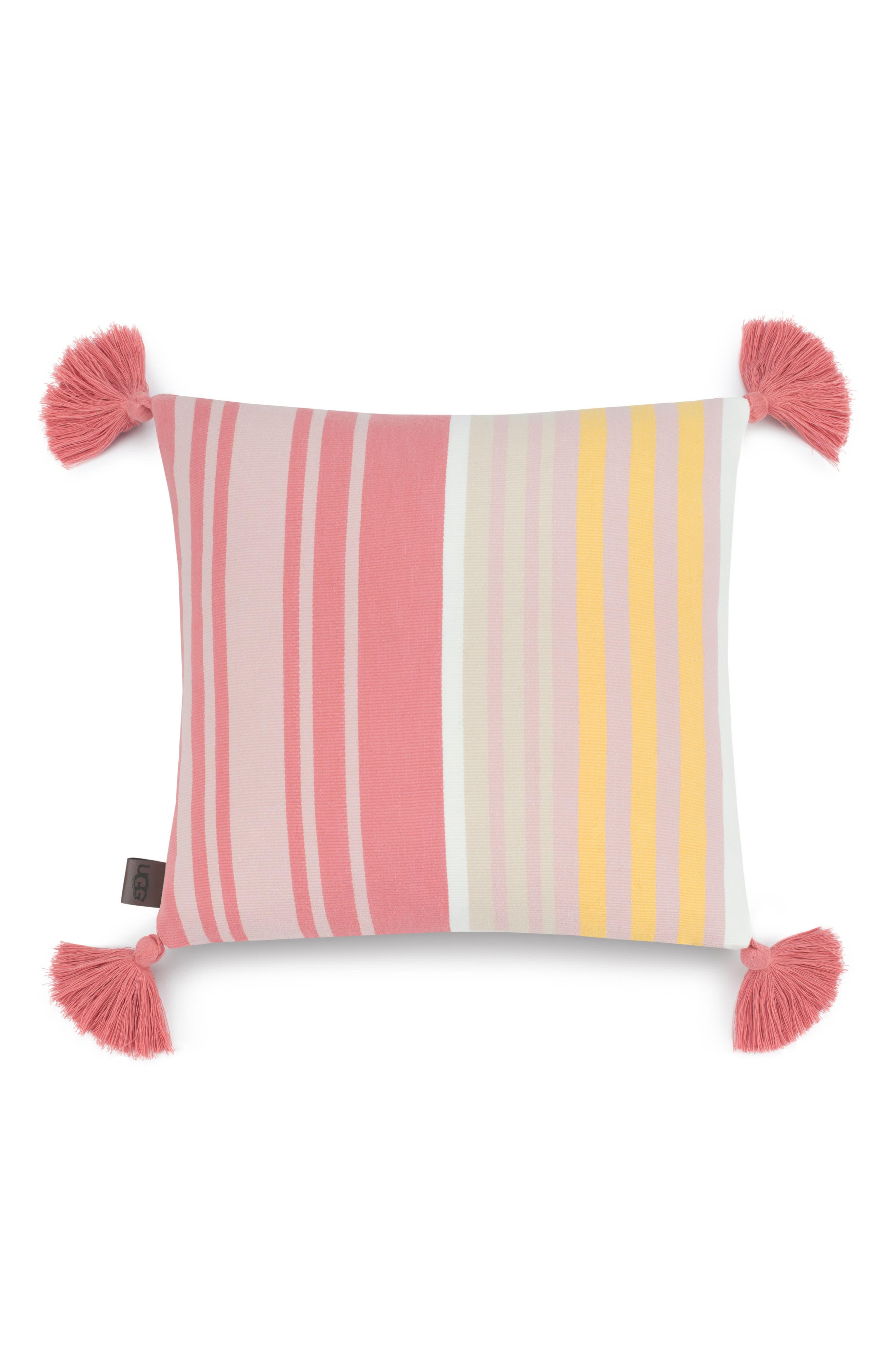 Hammond Stripe Pillow,                             Main thumbnail 4, color,