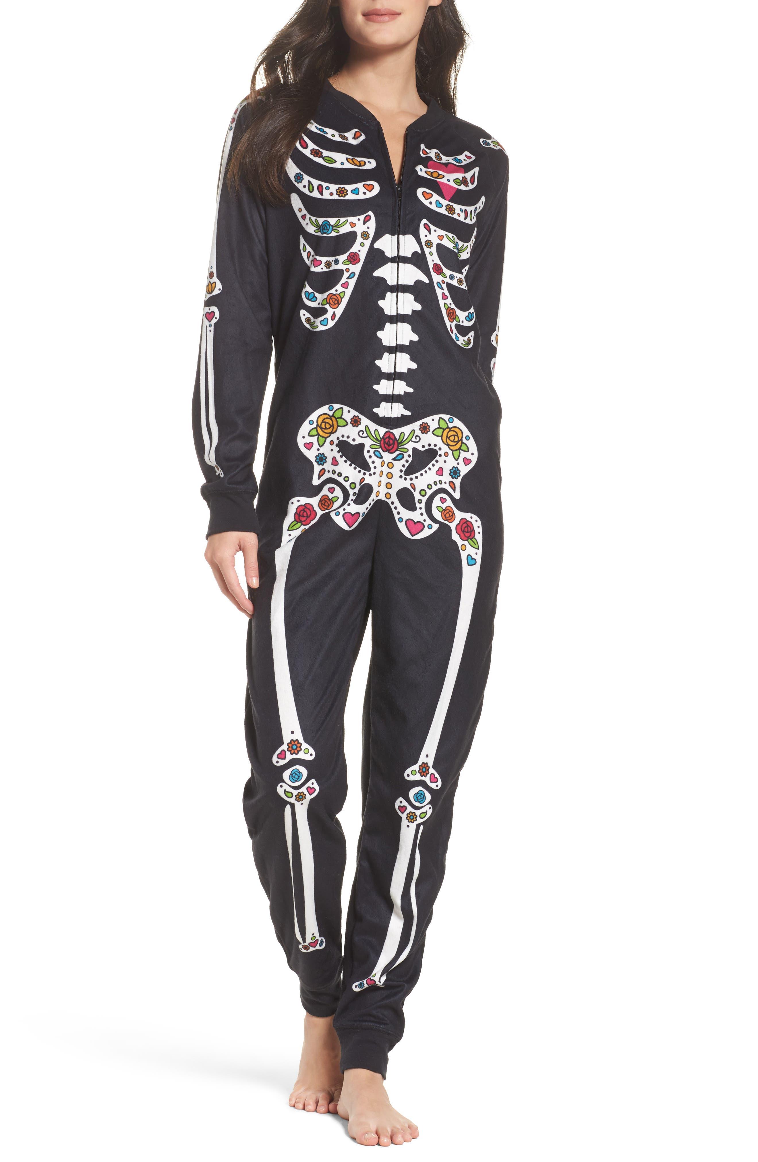 Pajama Jumpsuit,                         Main,                         color, 001