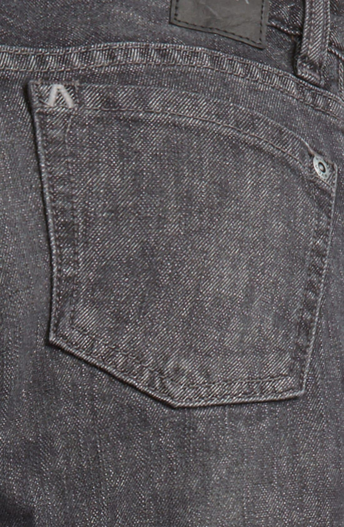 'Daggers' Slim Fit Jeans,                             Alternate thumbnail 5, color,