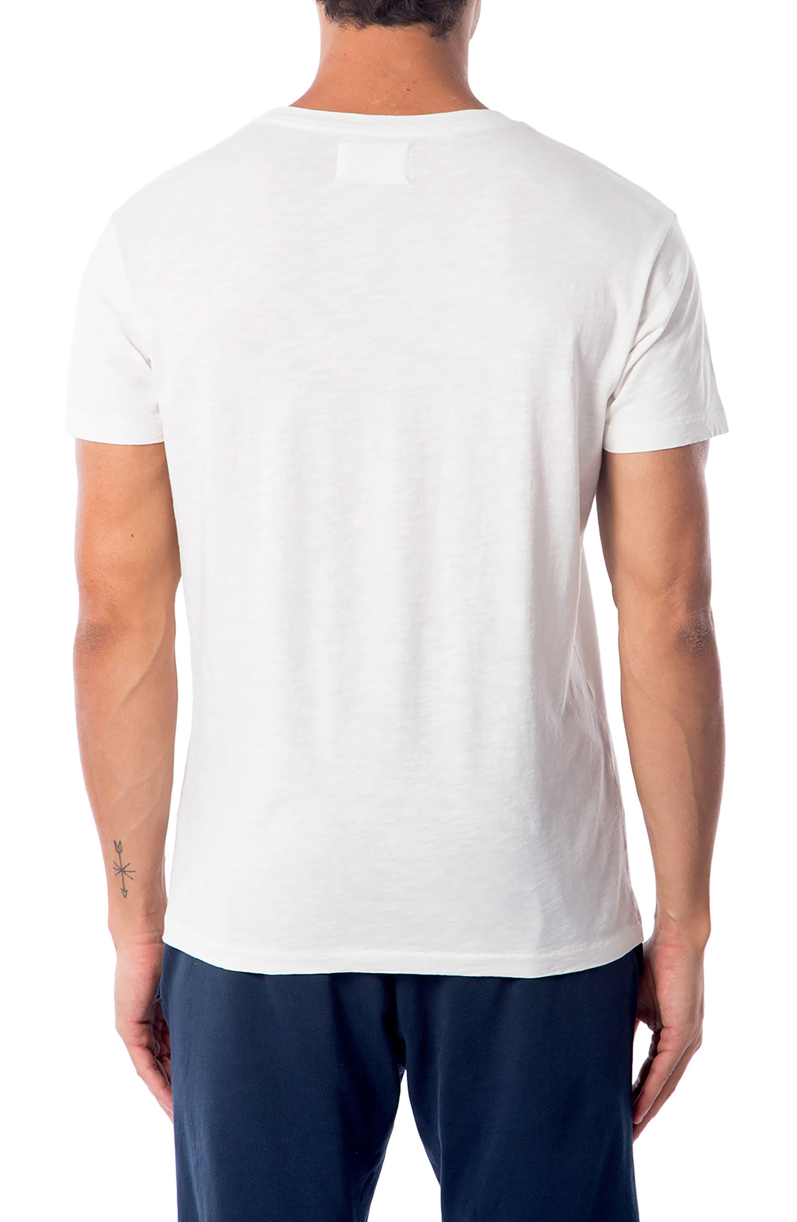 Yo VIP T-Shirt,                             Alternate thumbnail 2, color,                             WHITE