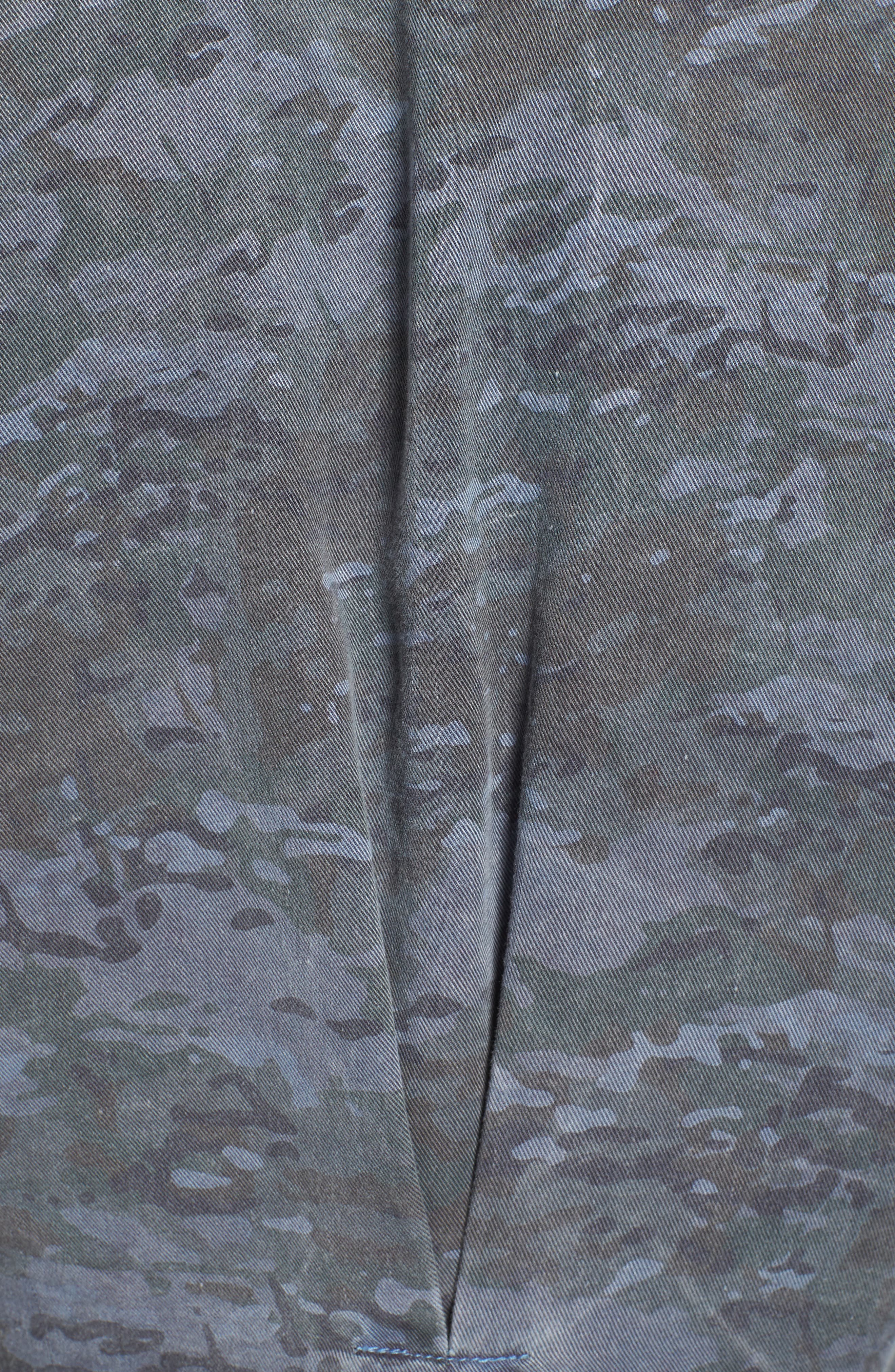 Camo Shirt,                             Alternate thumbnail 5, color,