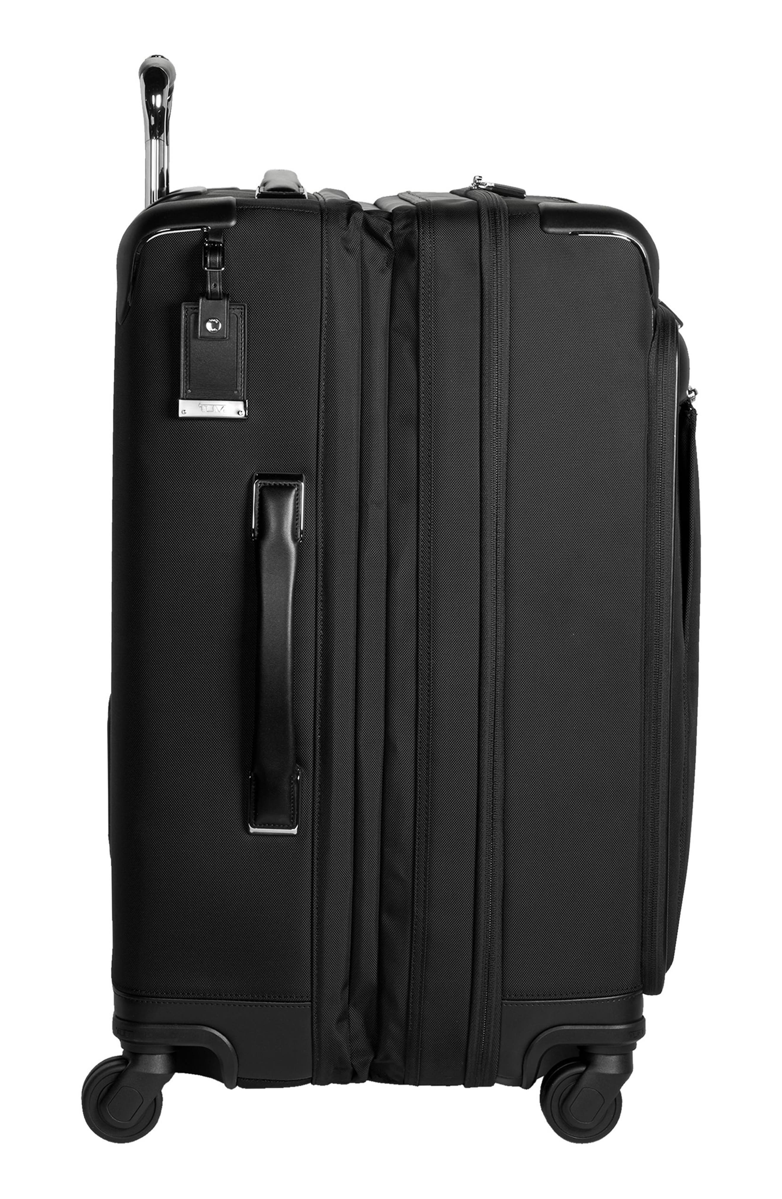 MacArthur 26-Inch Short Trip Expandable Packing Case,                             Alternate thumbnail 3, color,                             BLACK