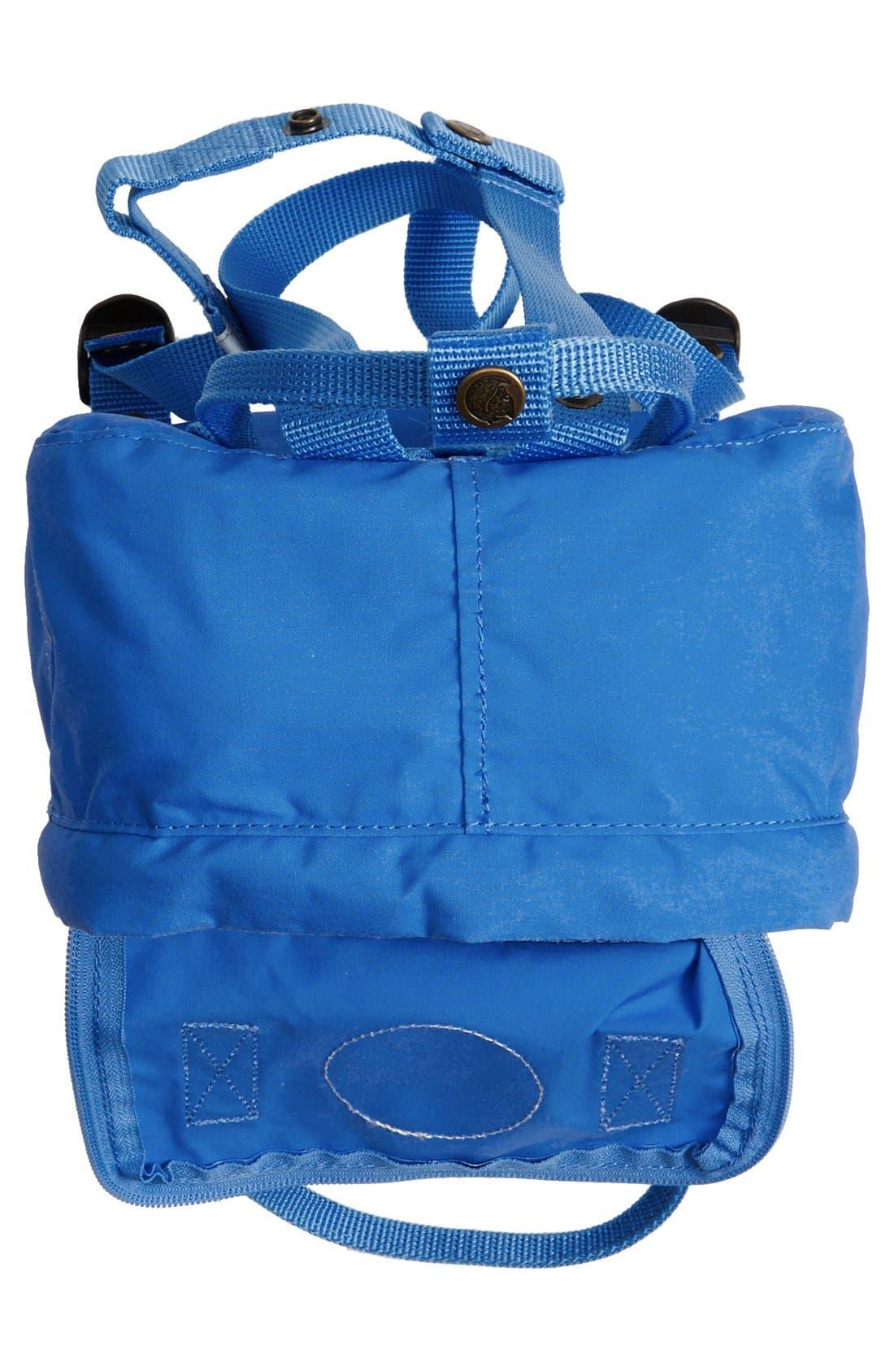 'Mini Kånken' Water Resistant Backpack,                             Alternate thumbnail 4, color,                             400