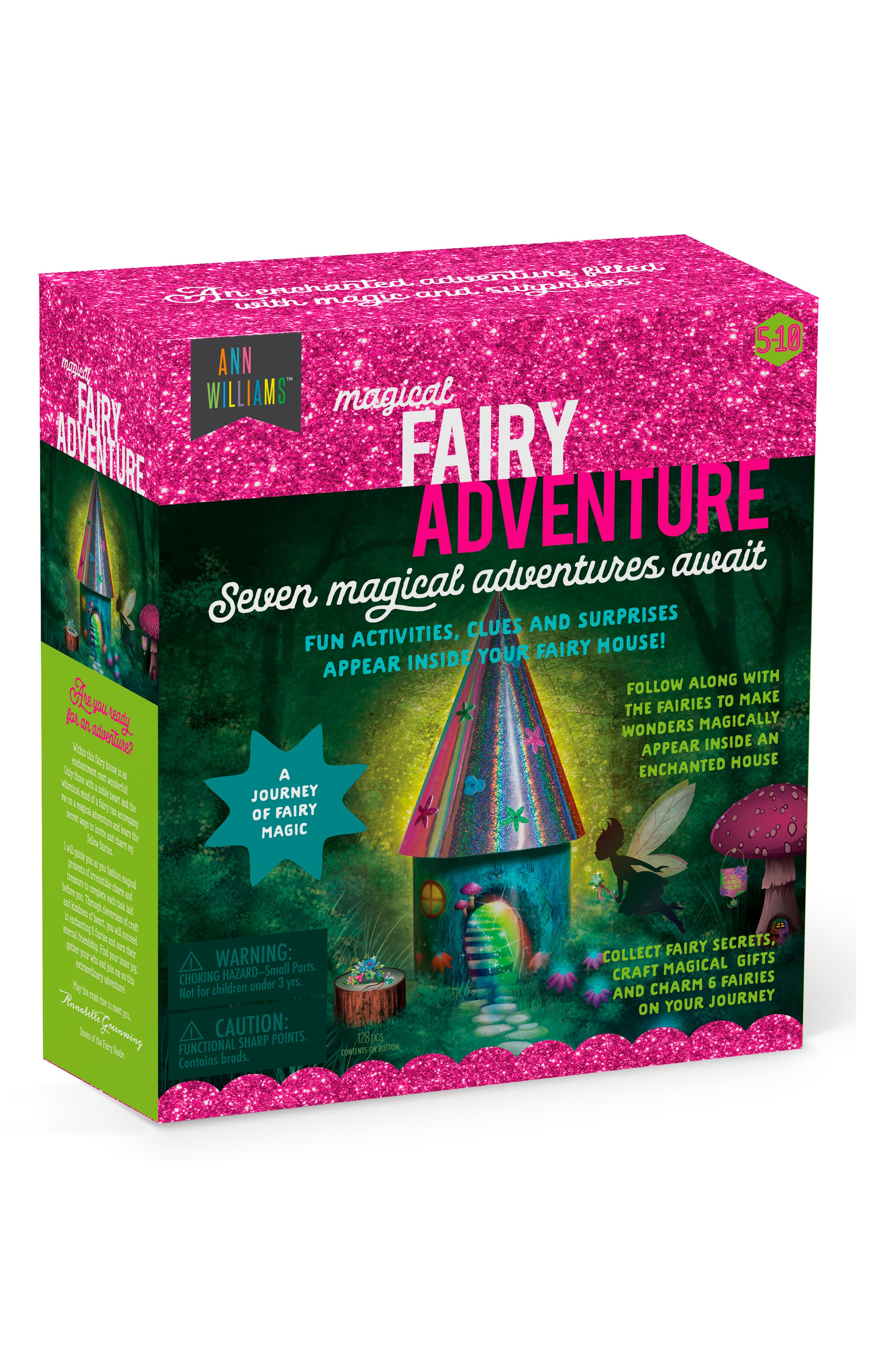 Magical Fairy Adventure Craft Kit,                         Main,                         color, 960