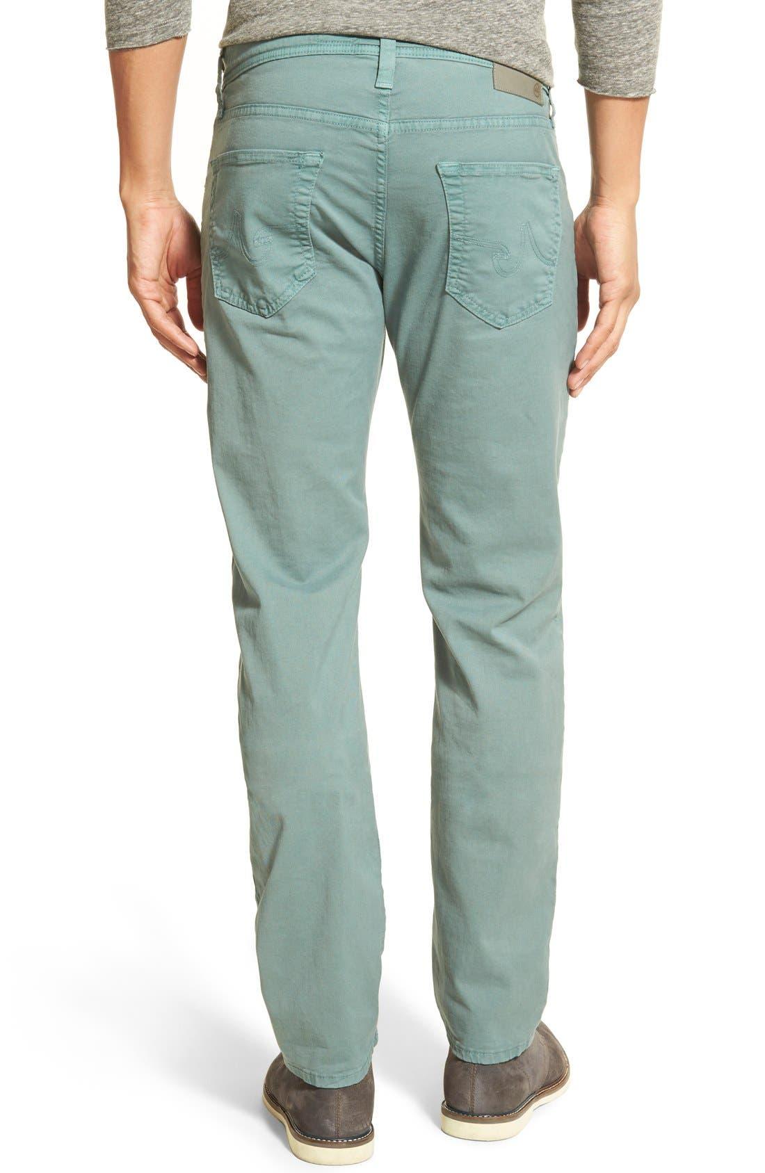'Matchbox BES' Slim Fit Pants,                             Alternate thumbnail 166, color,
