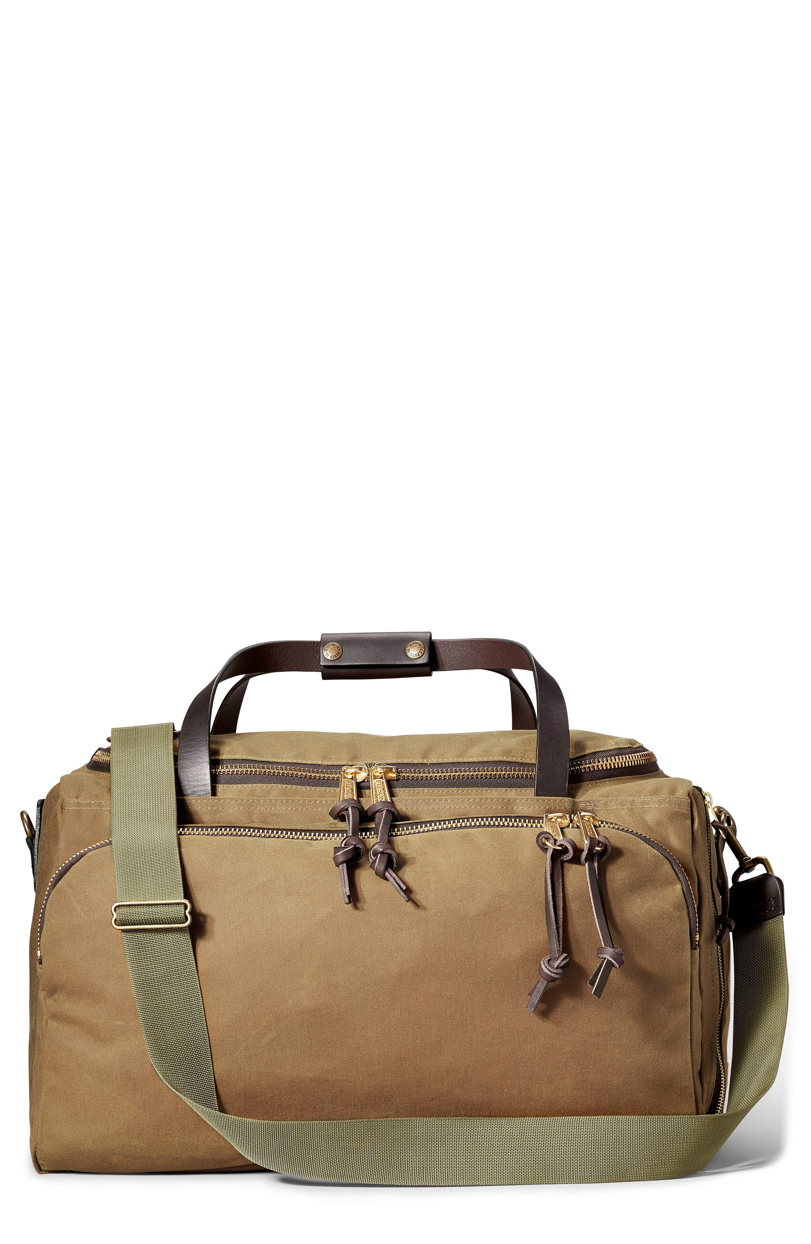 Excursion Duffel Bag,                         Main,                         color, TAN