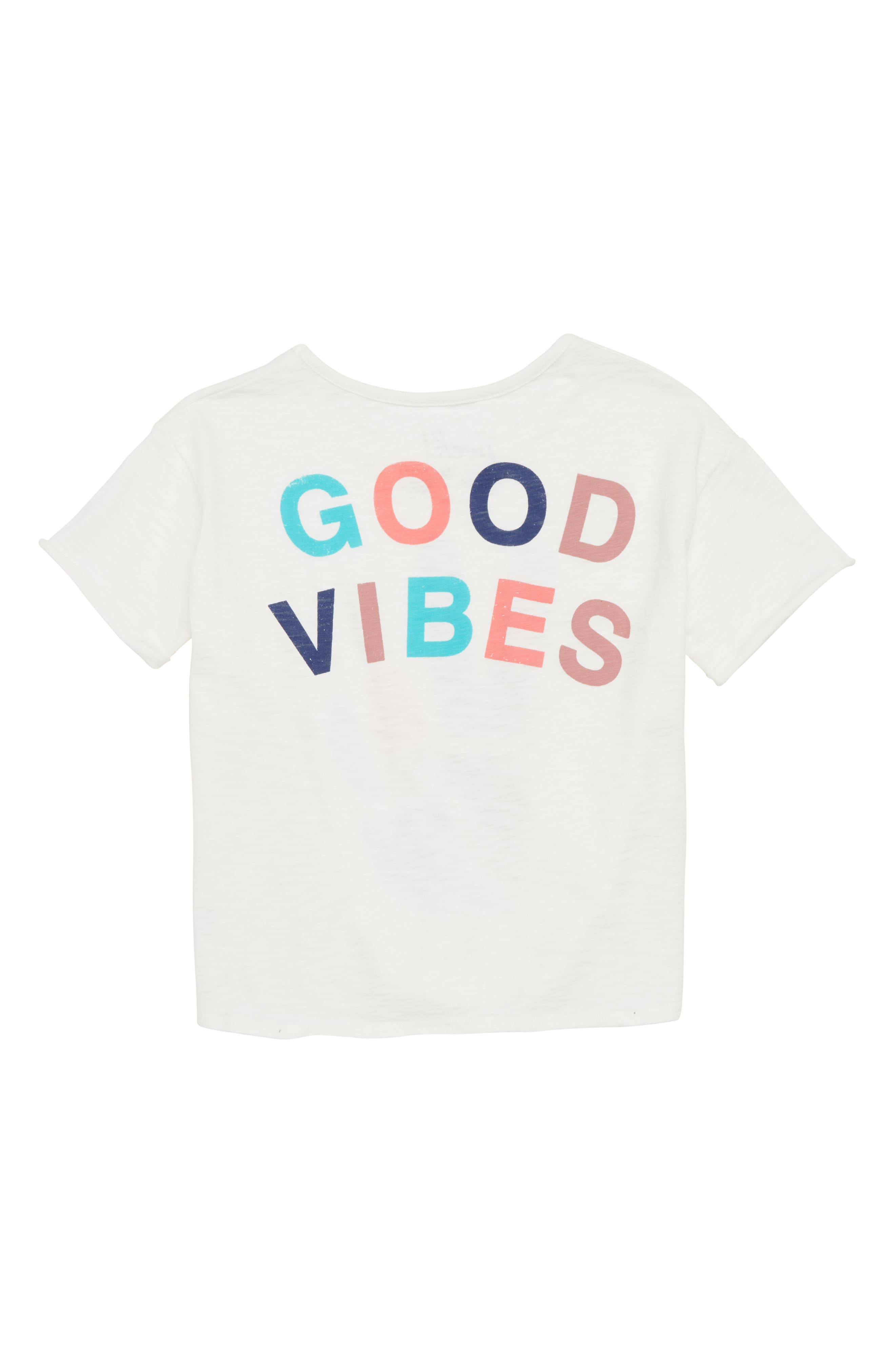 Peace Sign Graphic Tee,                             Alternate thumbnail 2, color,                             900