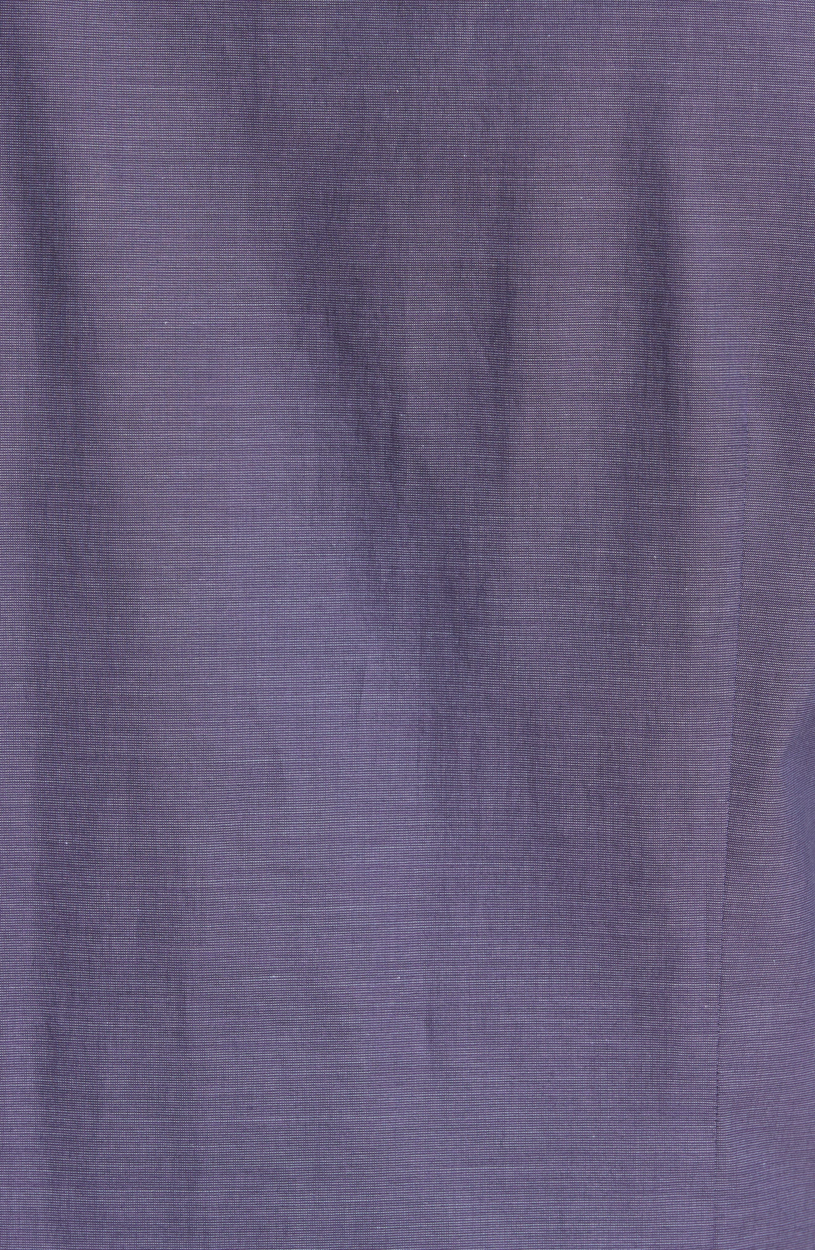 Roll Sleeve Cotton Sport Shirt,                             Alternate thumbnail 2, color,                             501