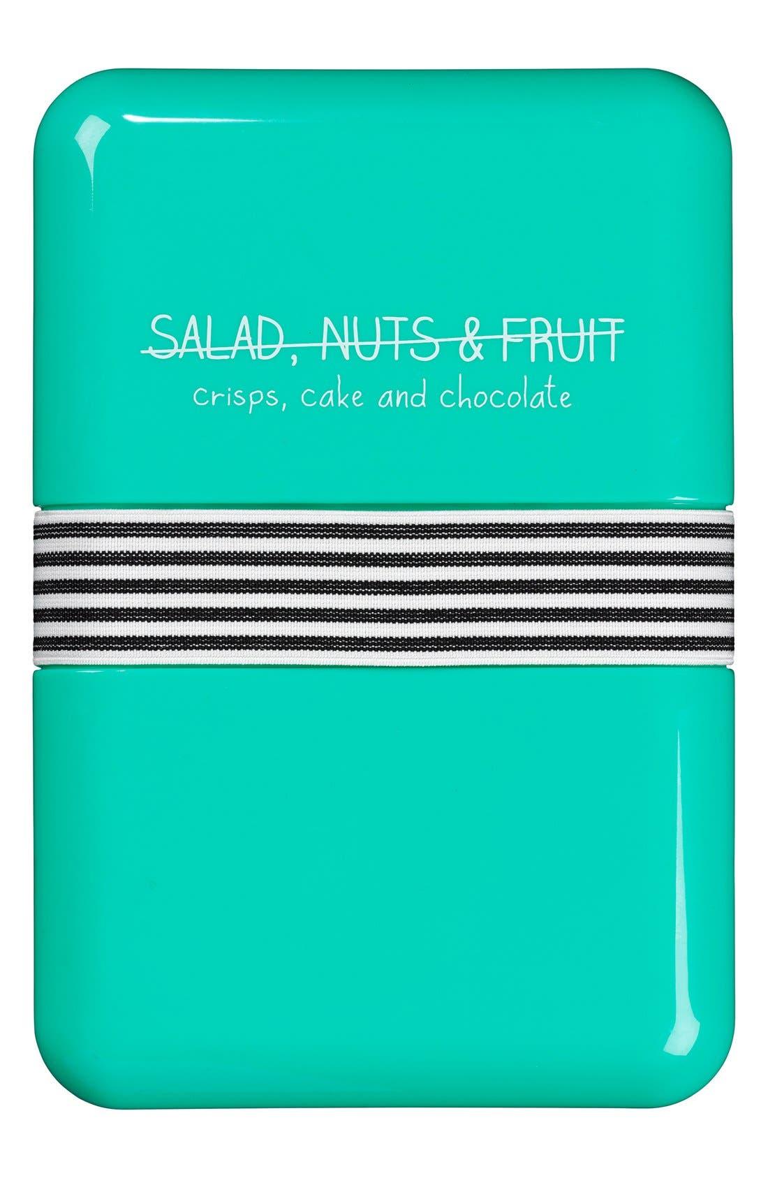 Happy Jackson 'Salad, Nuts & Fruit' Lunch Box,                             Alternate thumbnail 3, color,                             400