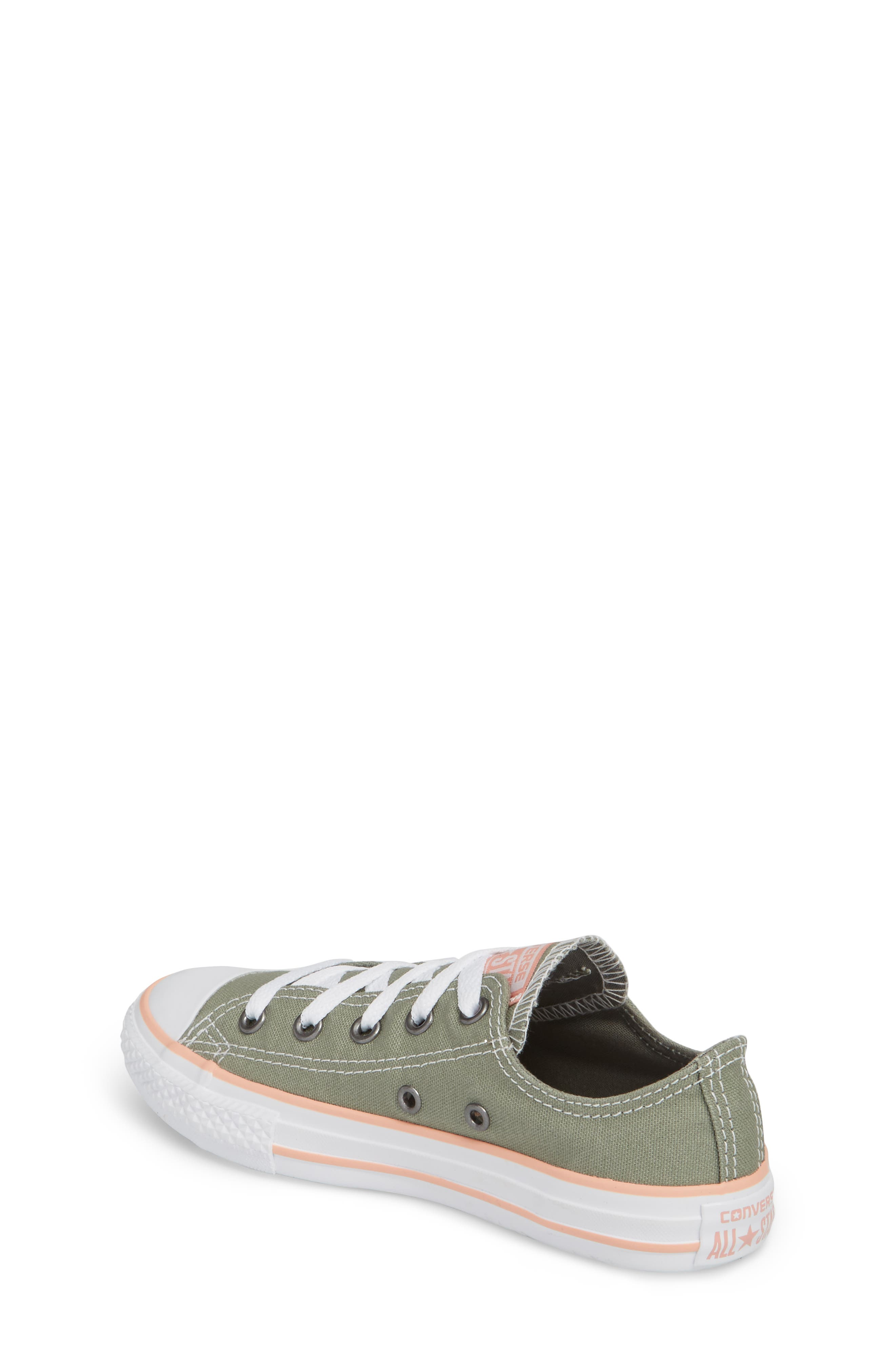 Chuck Taylor<sup>®</sup> All Star<sup>®</sup> Low Top Sneaker,                             Alternate thumbnail 3, color,