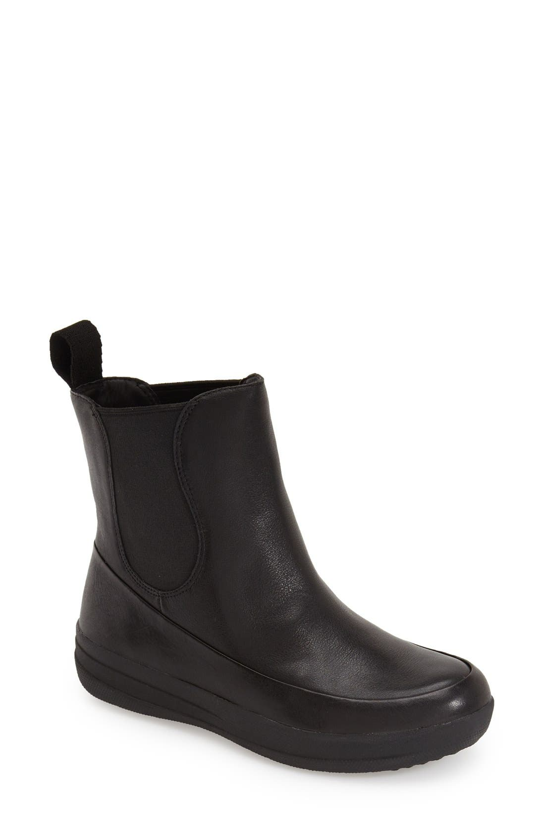 'Lux' Chelsea Boot, Main, color, 009