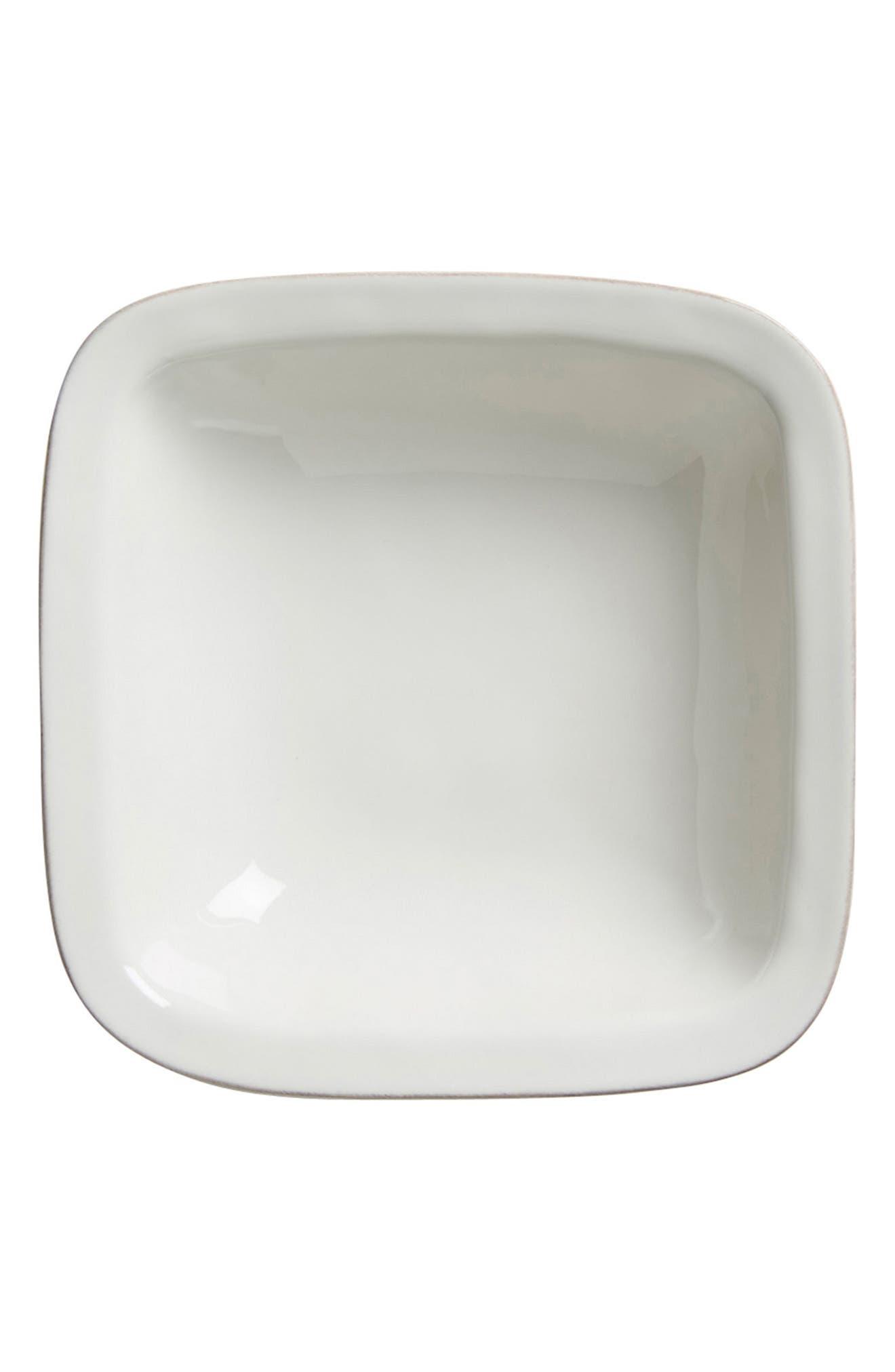 Puro Ceramic Serving Bowl,                             Main thumbnail 1, color,                             WHITEWASH