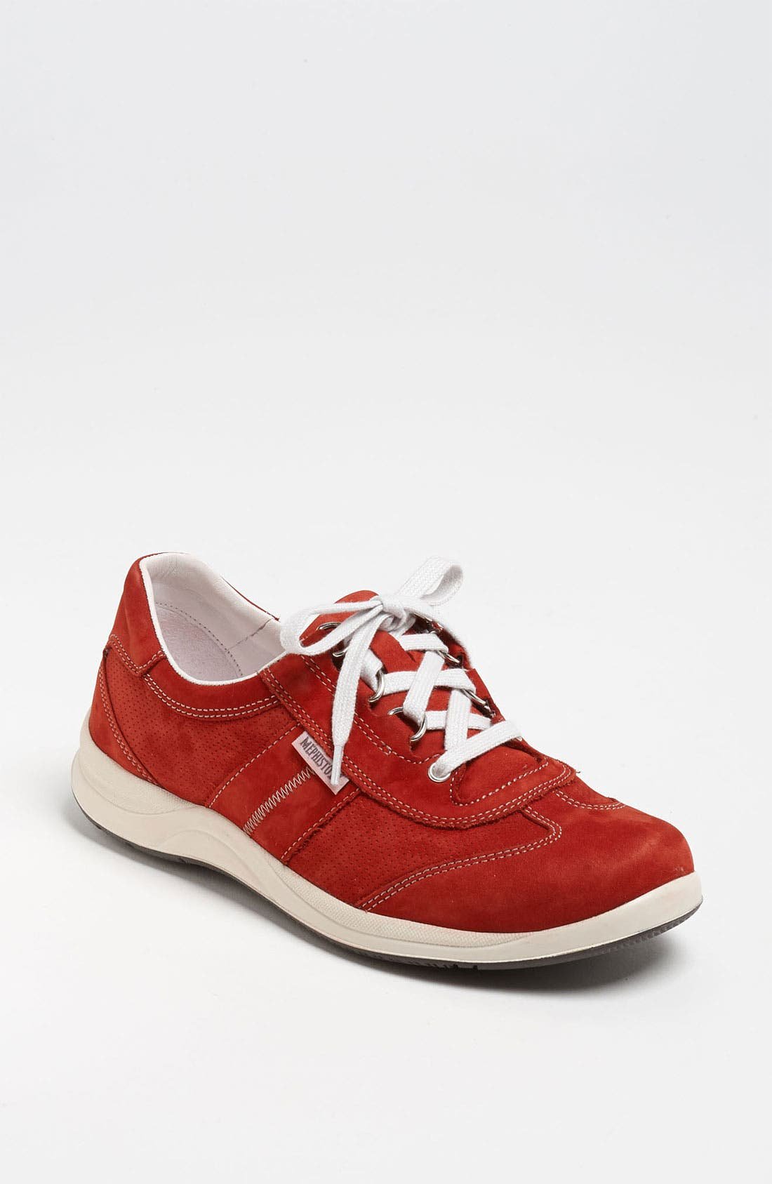 Laser Perforated Walking Shoe,                             Main thumbnail 8, color,