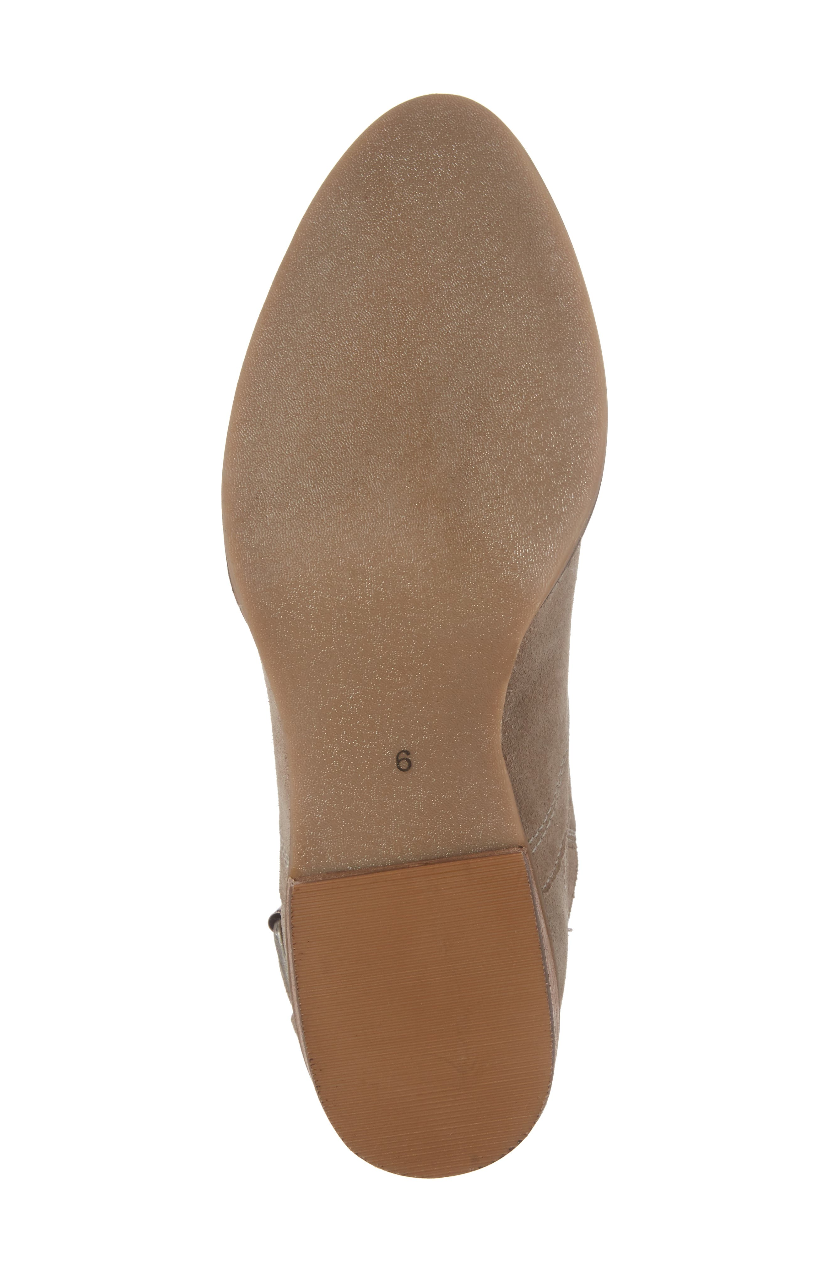 Zoey Perforated Bootie,                             Alternate thumbnail 23, color,