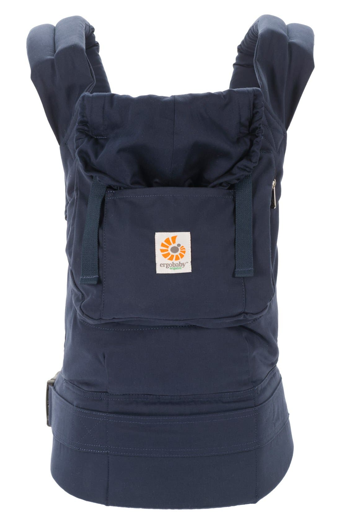 Organic Cotton Baby Carrier,                             Alternate thumbnail 3, color,                             417