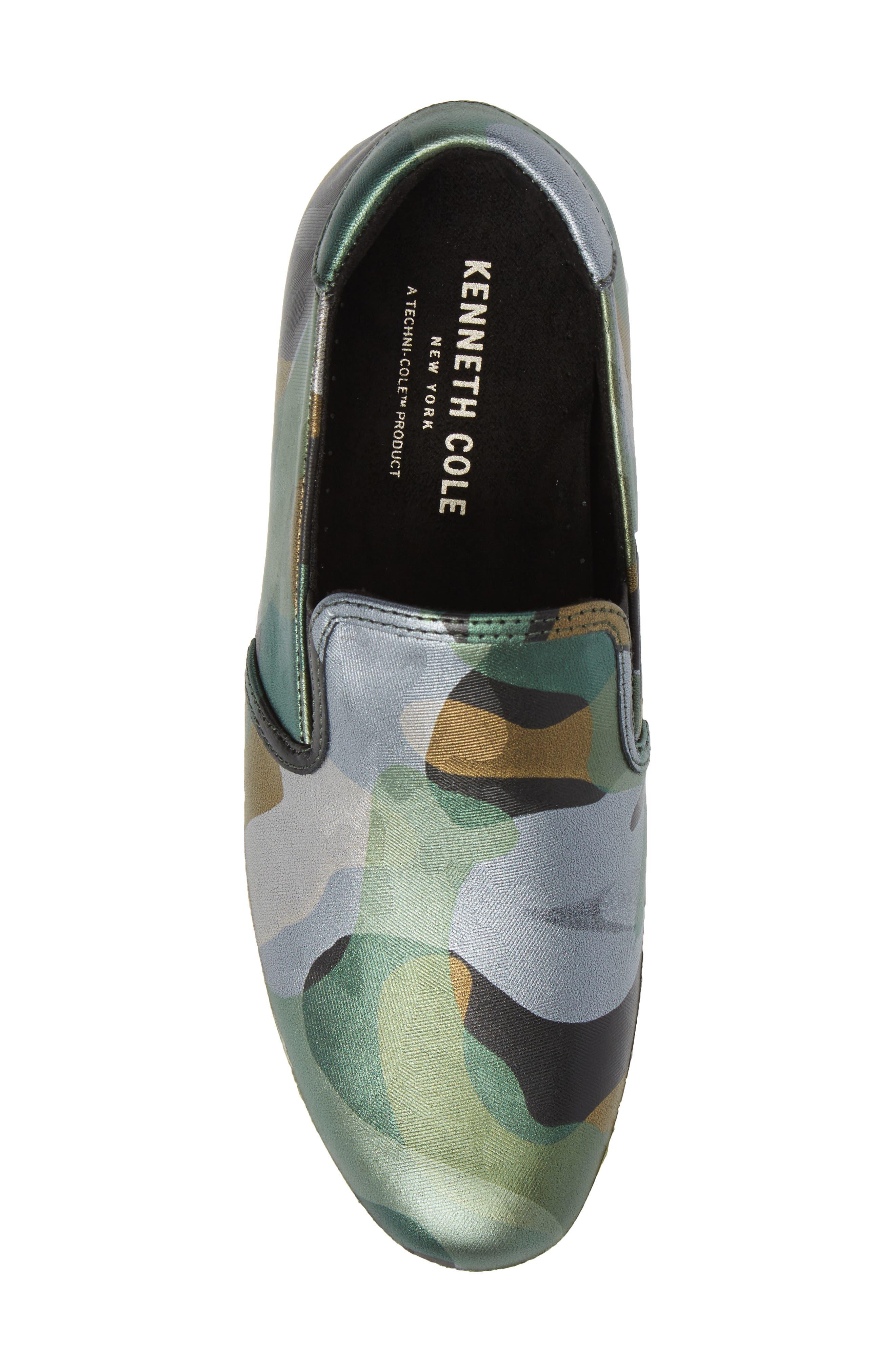 Joanie Slip-On Platform Sneaker,                             Alternate thumbnail 50, color,