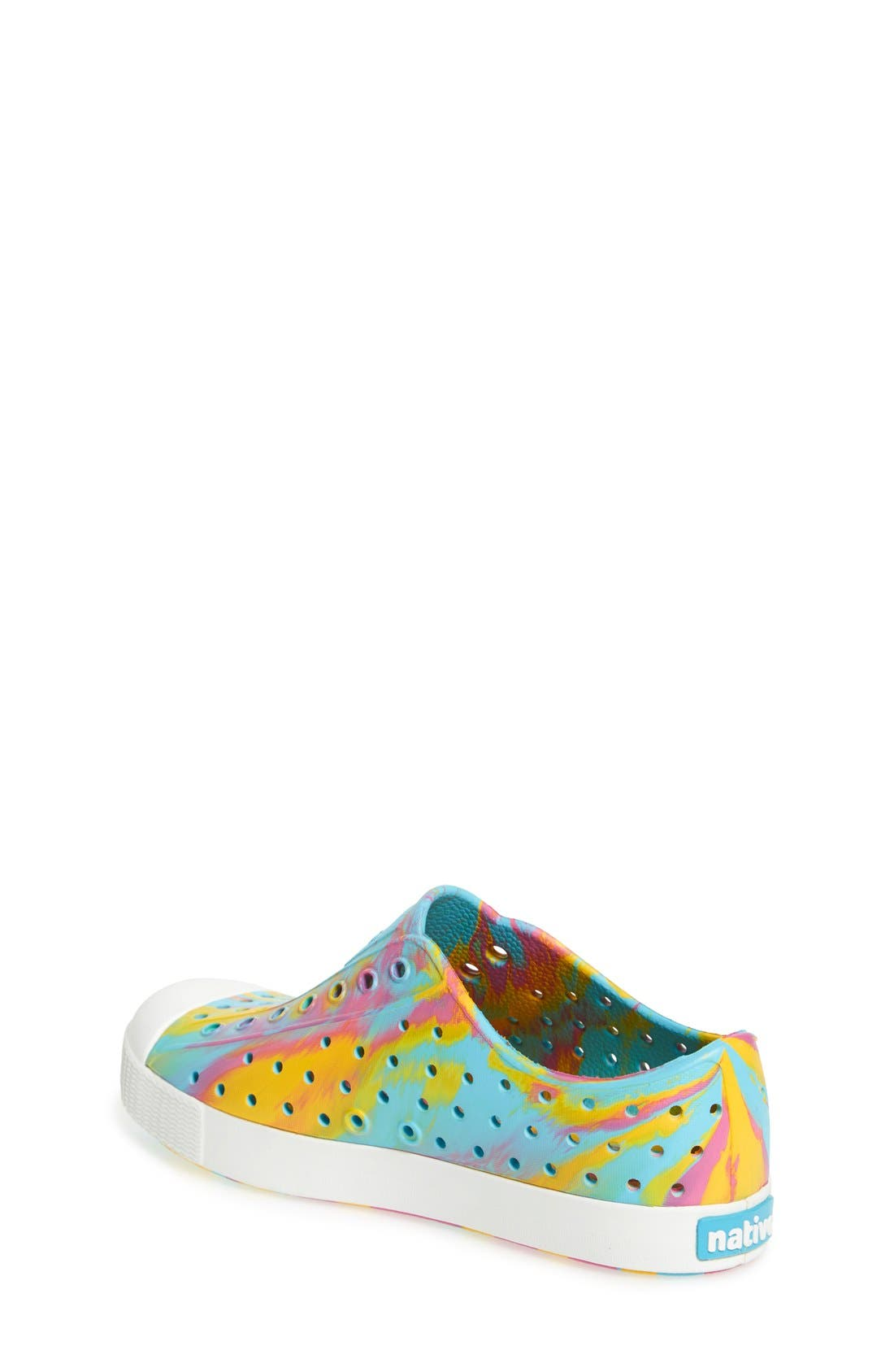 Jefferson - Marbled Perforated Slip-On,                             Alternate thumbnail 103, color,