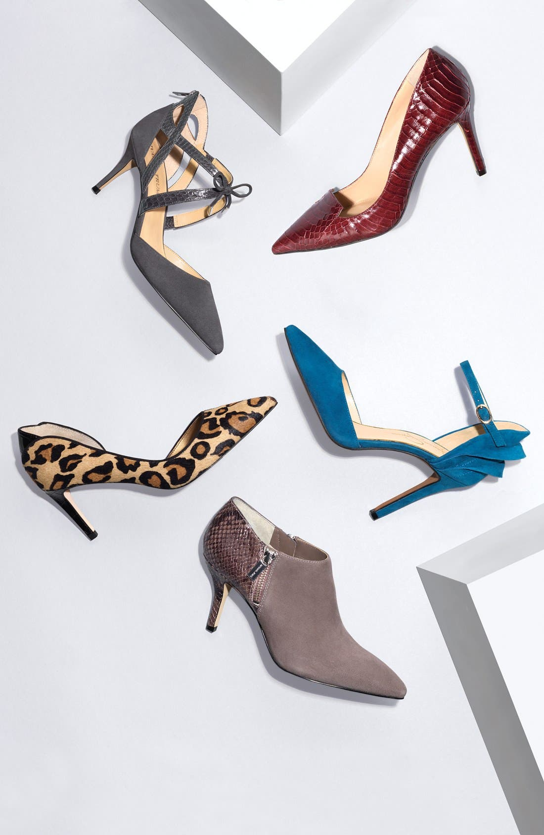 'Tenice' Pointy Toe Pump,                             Alternate thumbnail 6, color,                             001