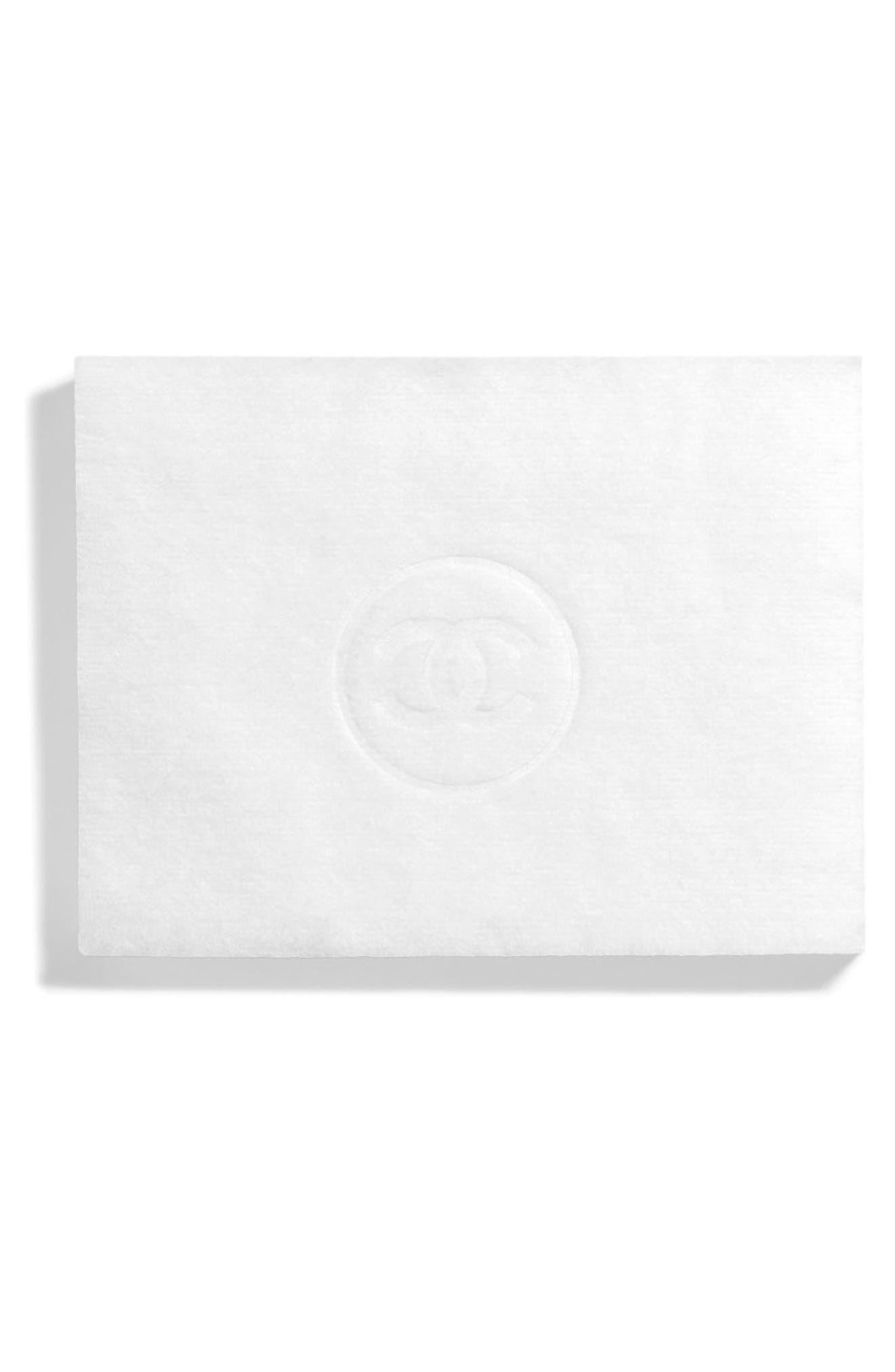 LE COTON<br />Extra Soft Cotton Pads,                             Alternate thumbnail 2, color,                             000