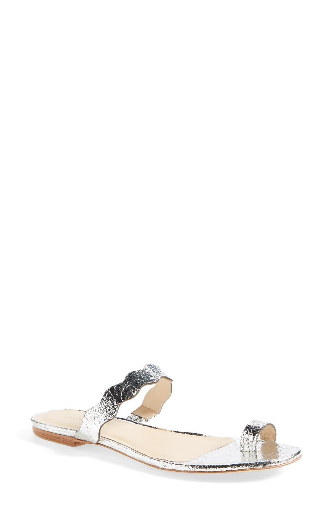 'Petal' Slide Sandal, Main, color, 040