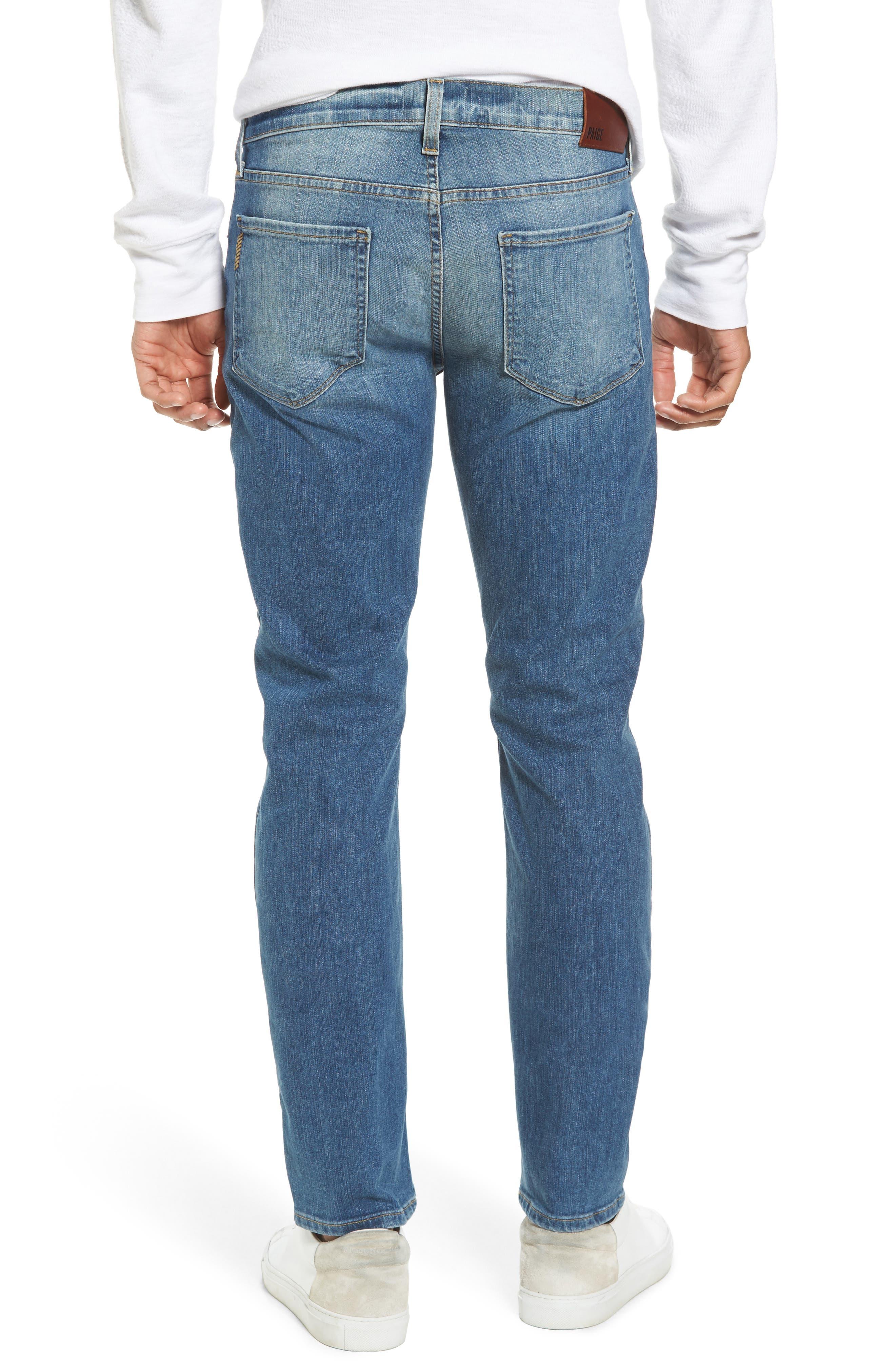 Legacy - Lennox Slim Fit Jeans,                             Alternate thumbnail 2, color,                             STEELE