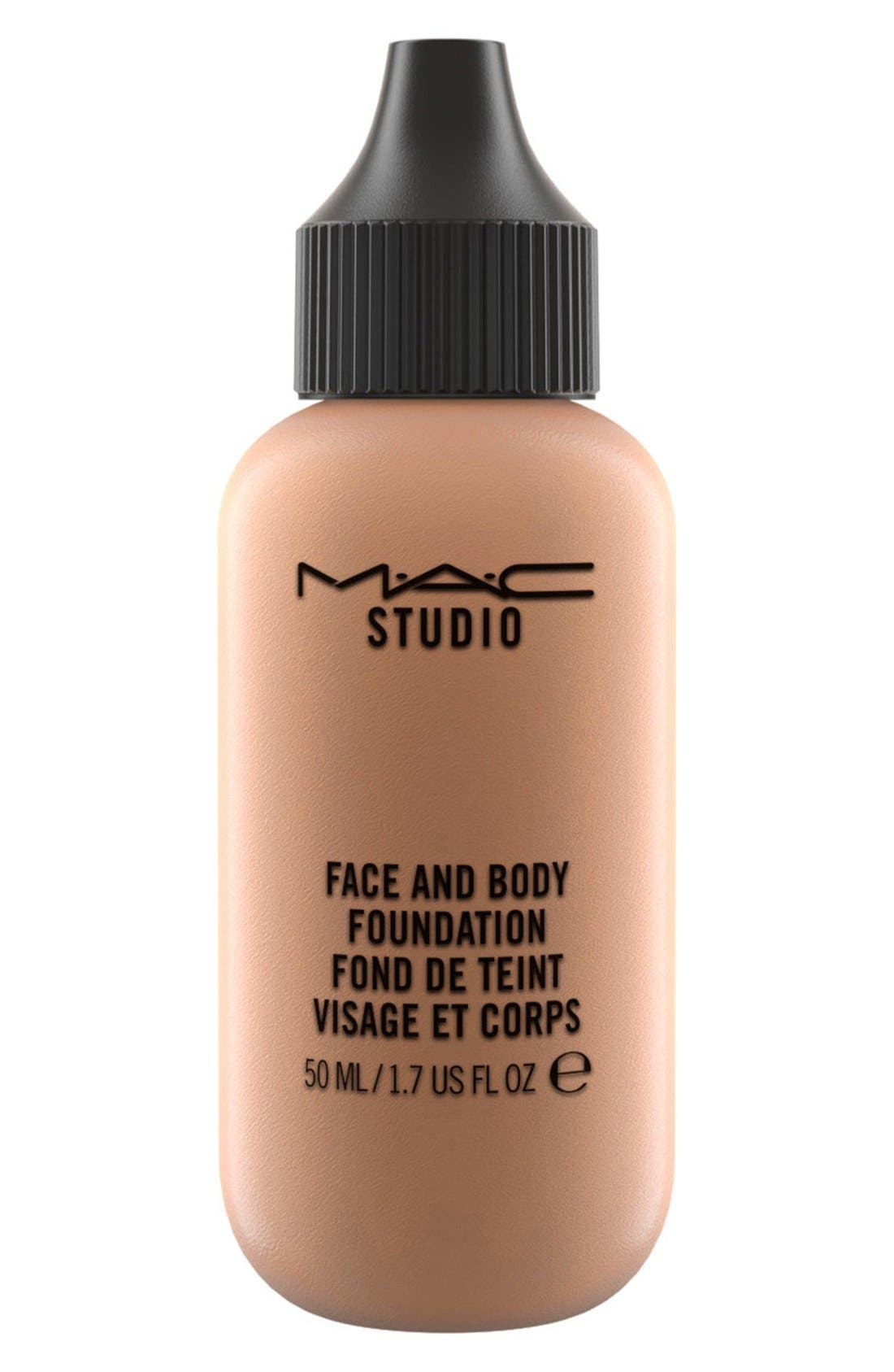 MAC M·A·C Studio Face and Body Foundation,                             Main thumbnail 1, color,                             N7