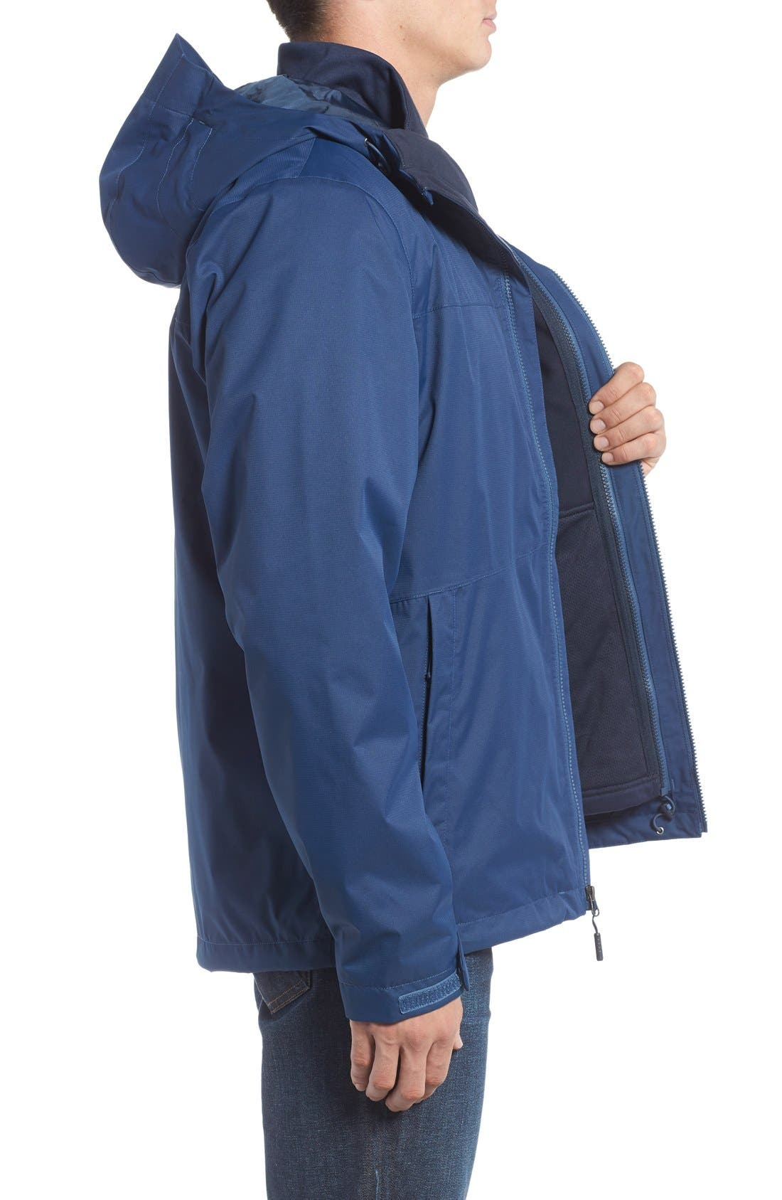 'Arrowood' TriClimate<sup>®</sup> 3-in-1 Jacket,                             Alternate thumbnail 55, color,