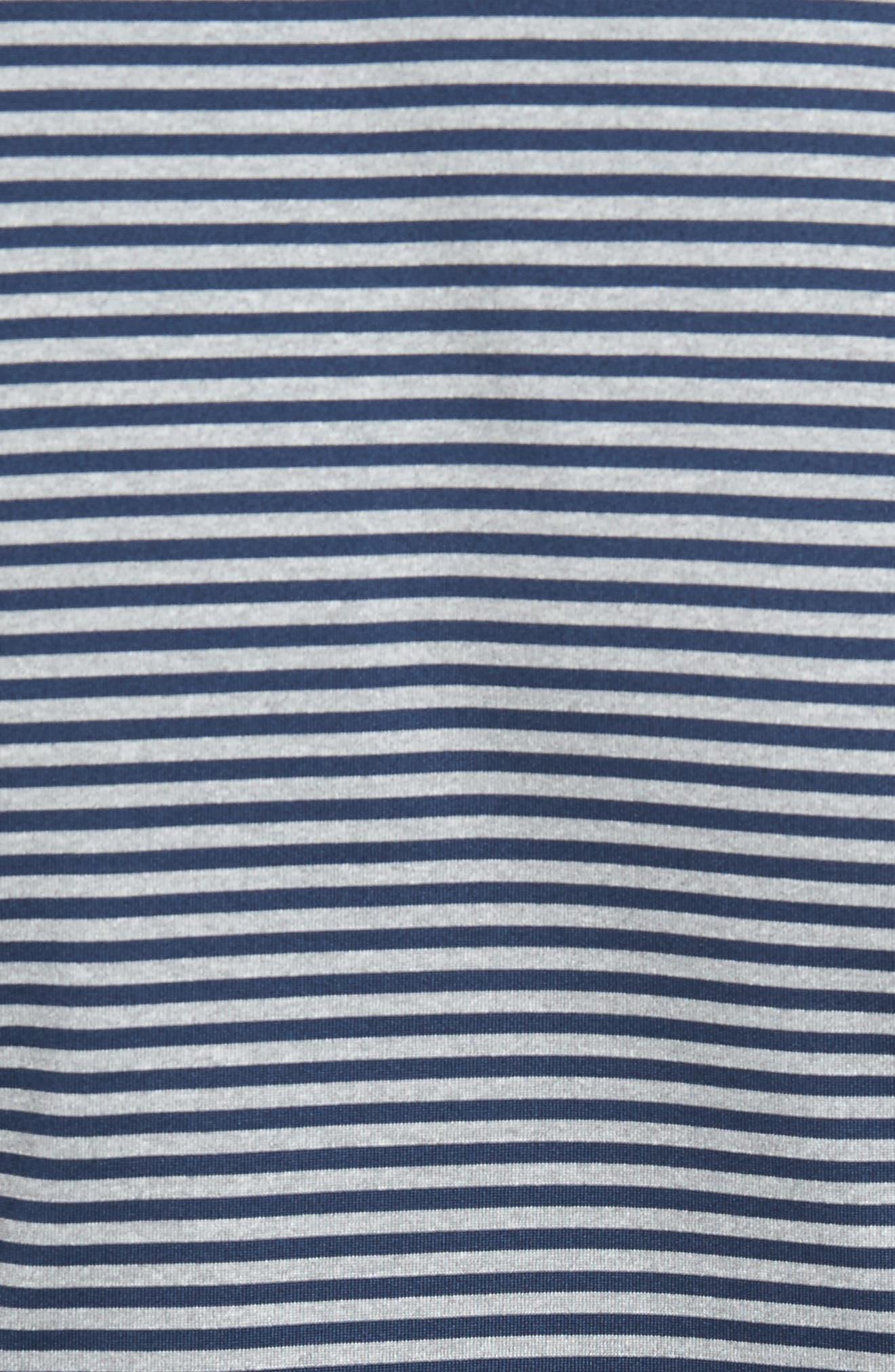 XH20 Ranger Stripe Polo,                             Alternate thumbnail 5, color,                             400