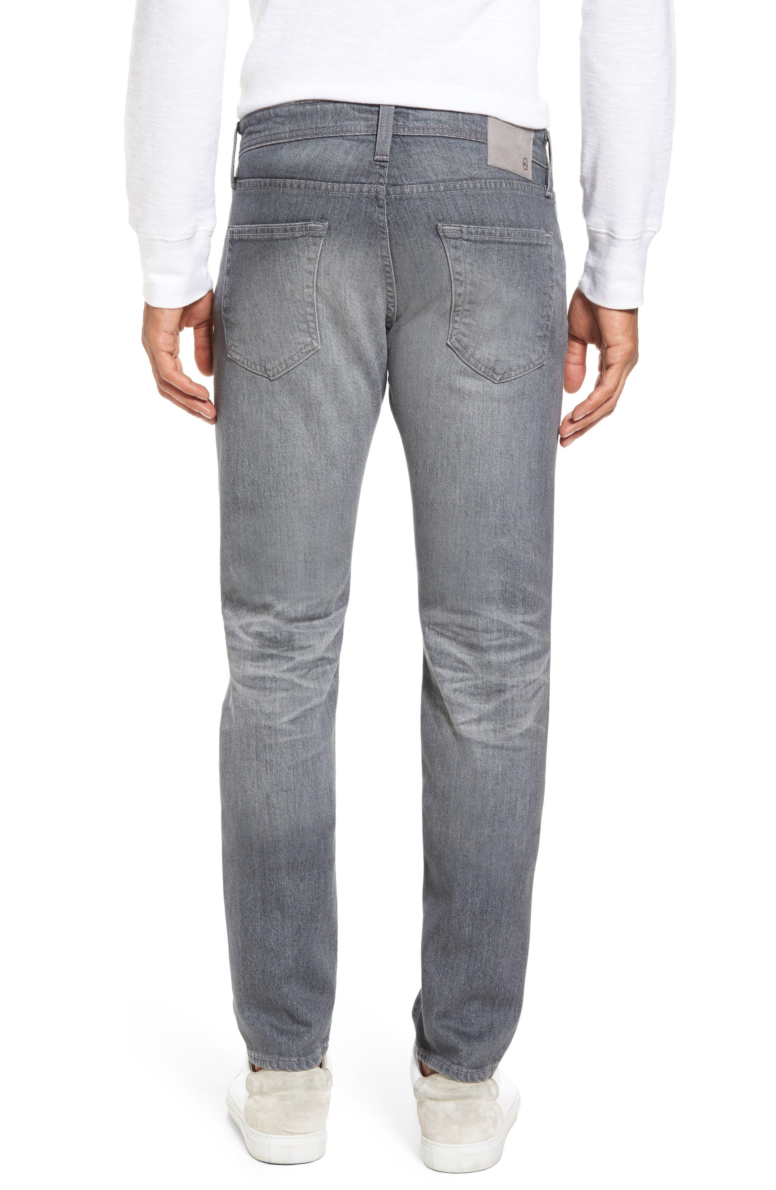 Tellis Modern Slim Fit Jeans,                             Alternate thumbnail 2, color,                             020