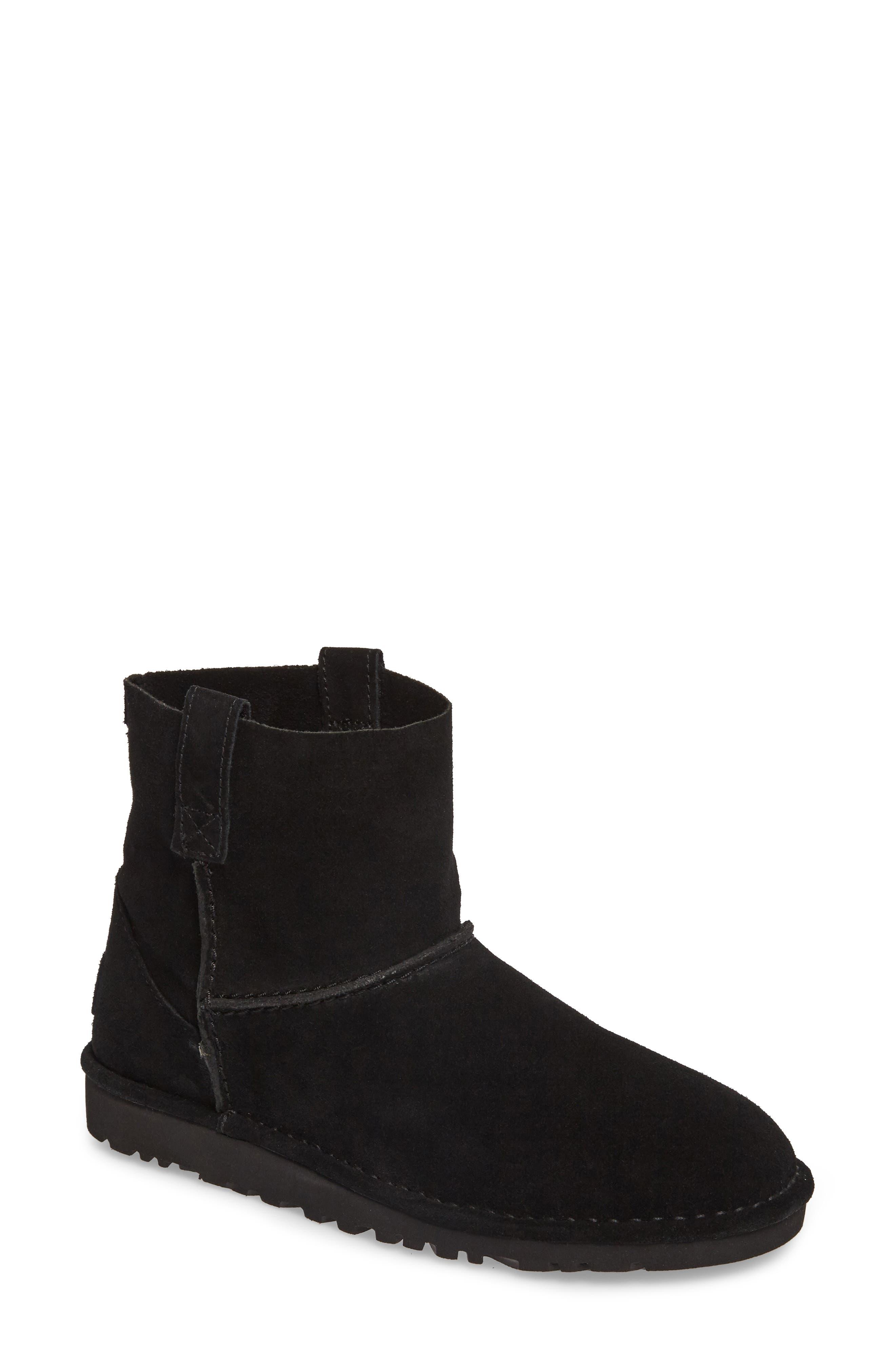 Classic Unlined Mini Boot,                         Main,                         color, 001