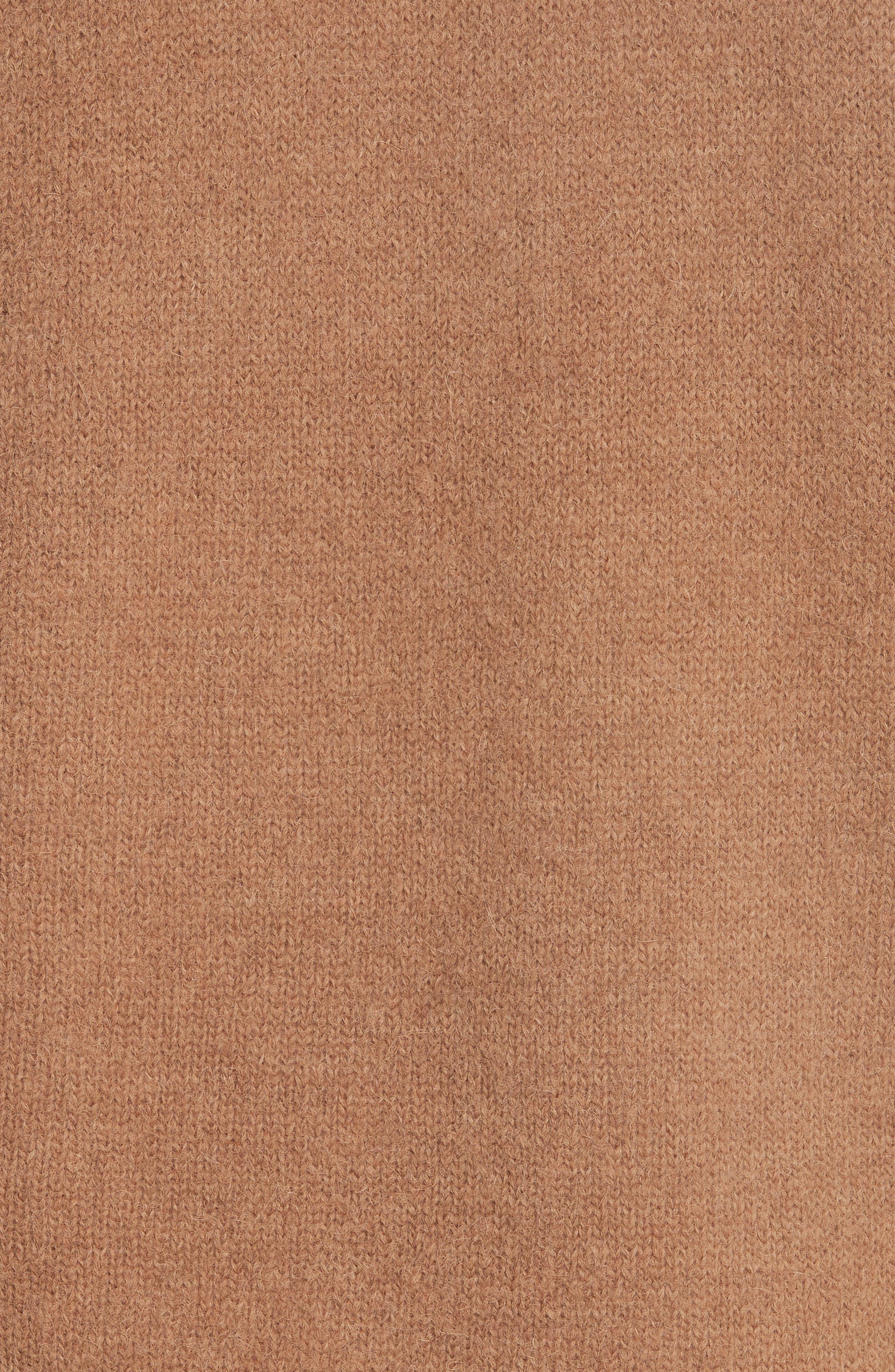Airy Alpaca Blend Sweater,                             Alternate thumbnail 5, color,                             205