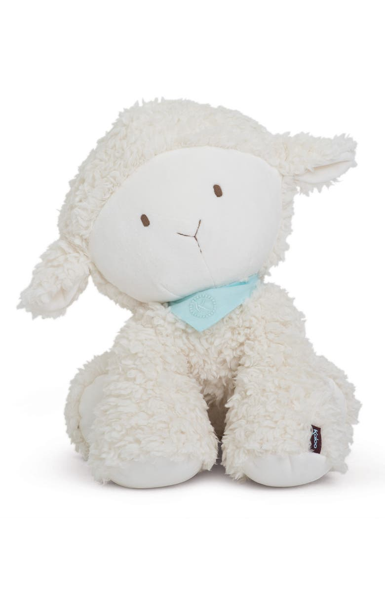 Kaloo Vanilla The Lamb Stuffed Animal Nordstrom