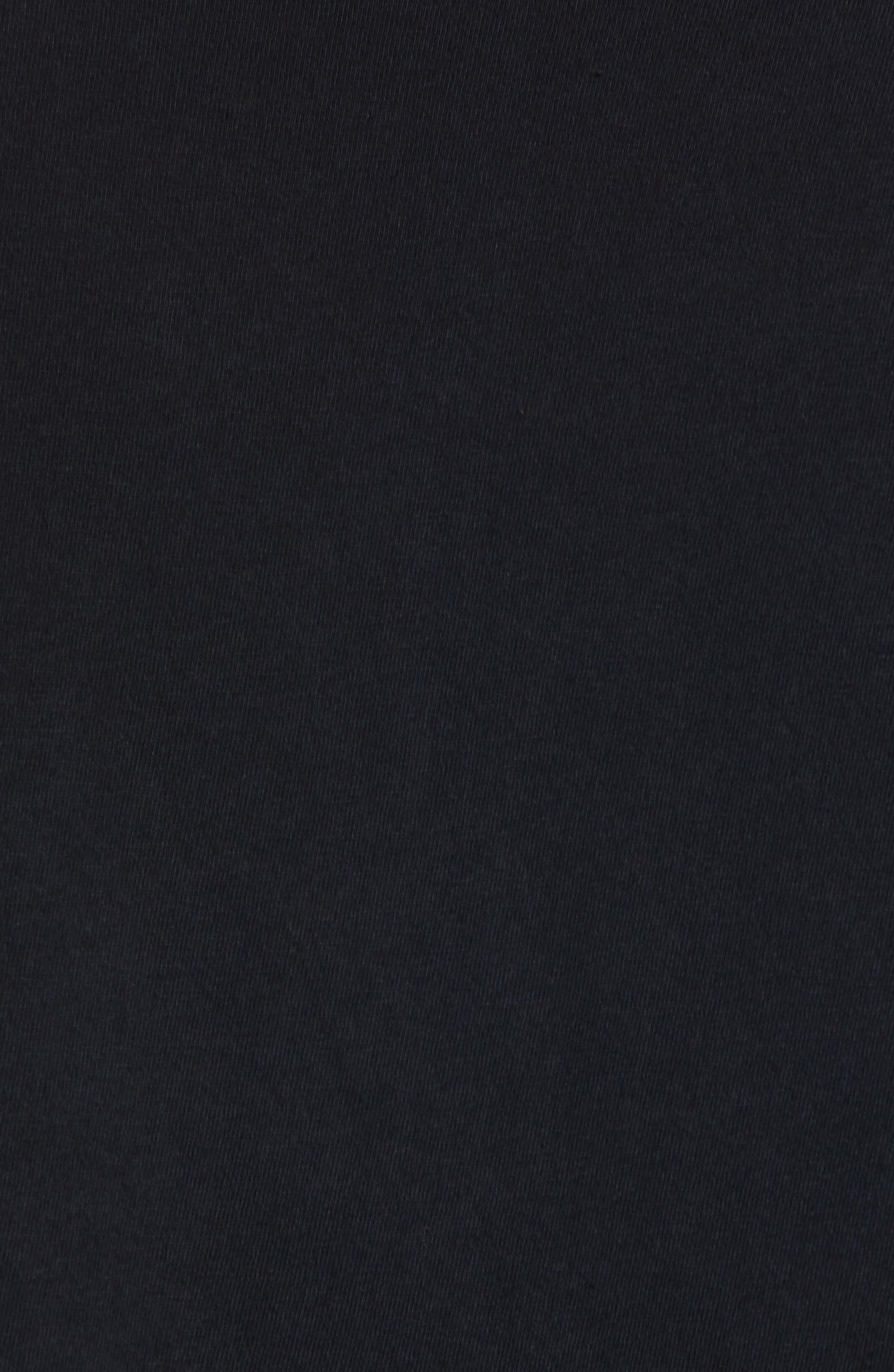 Hayes T-Shirt,                             Alternate thumbnail 5, color,                             BLACK