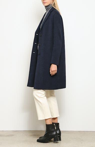 Herringbone Wool Coat, video thumbnail