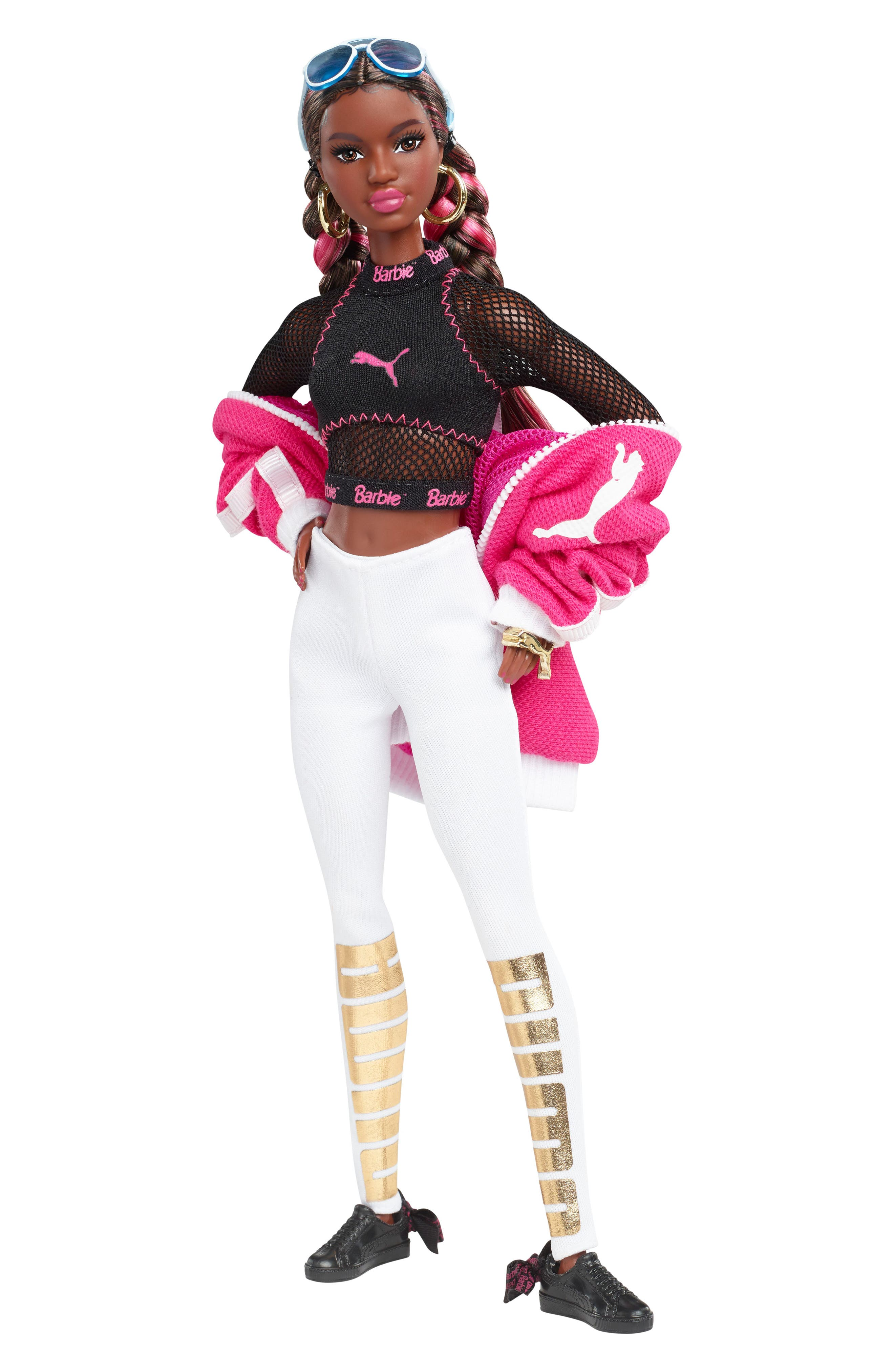 Girls Puma X Barbie Collector Doll
